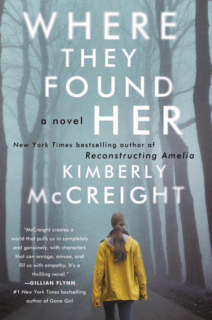 Where They Found Her A Novel