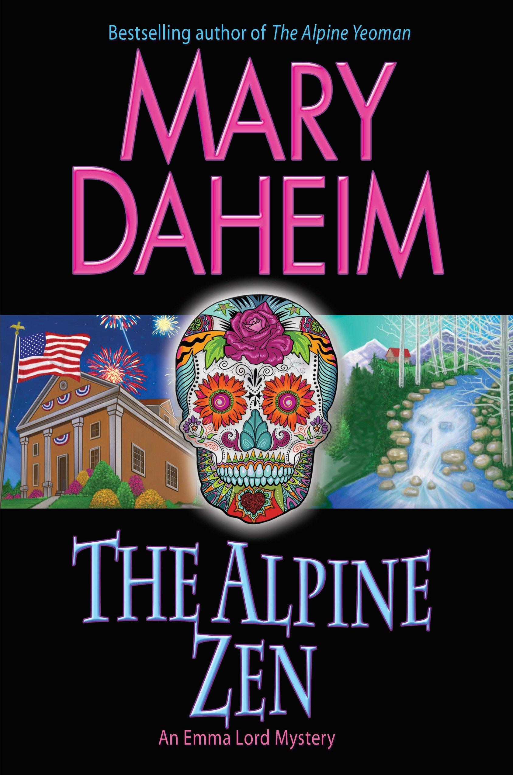 The Alpine Zen An Emma Lord Mystery