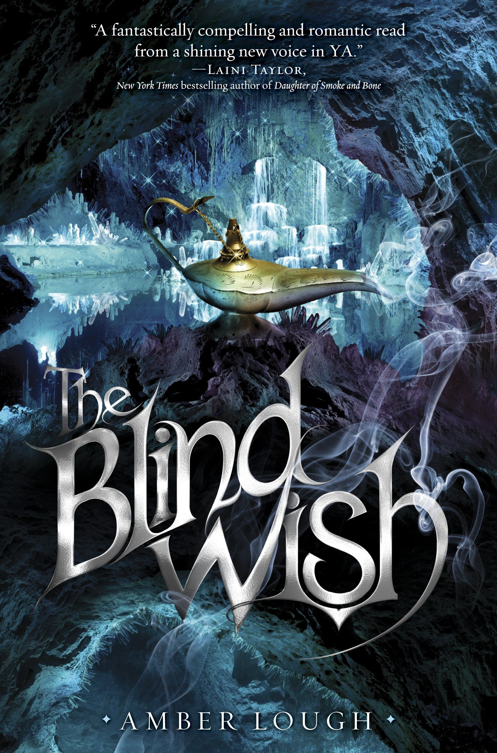 The blind wish cover image