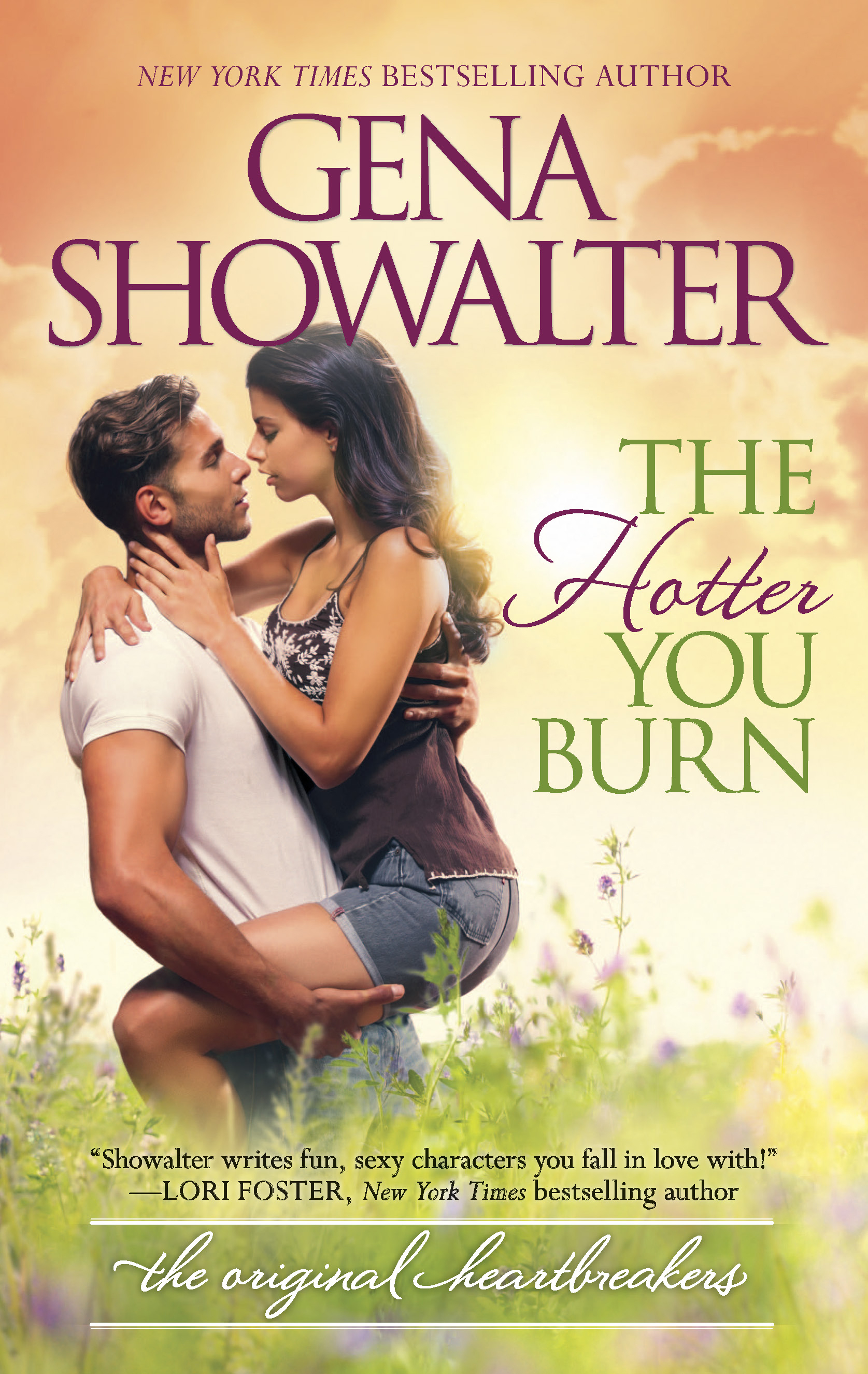 The hotter you burn cover image