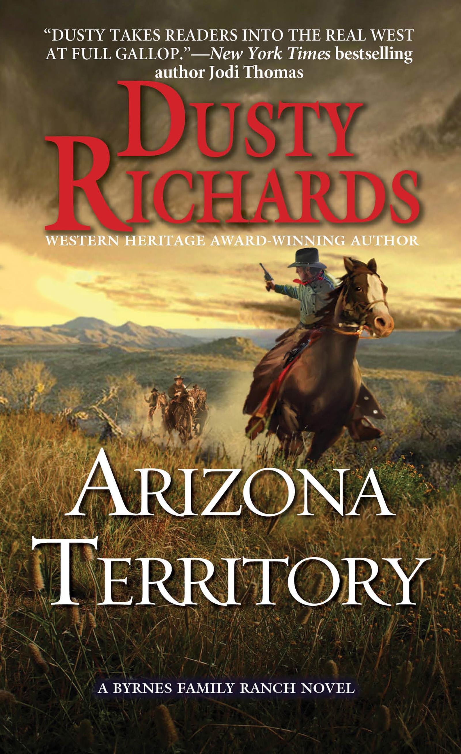 Arizona territory