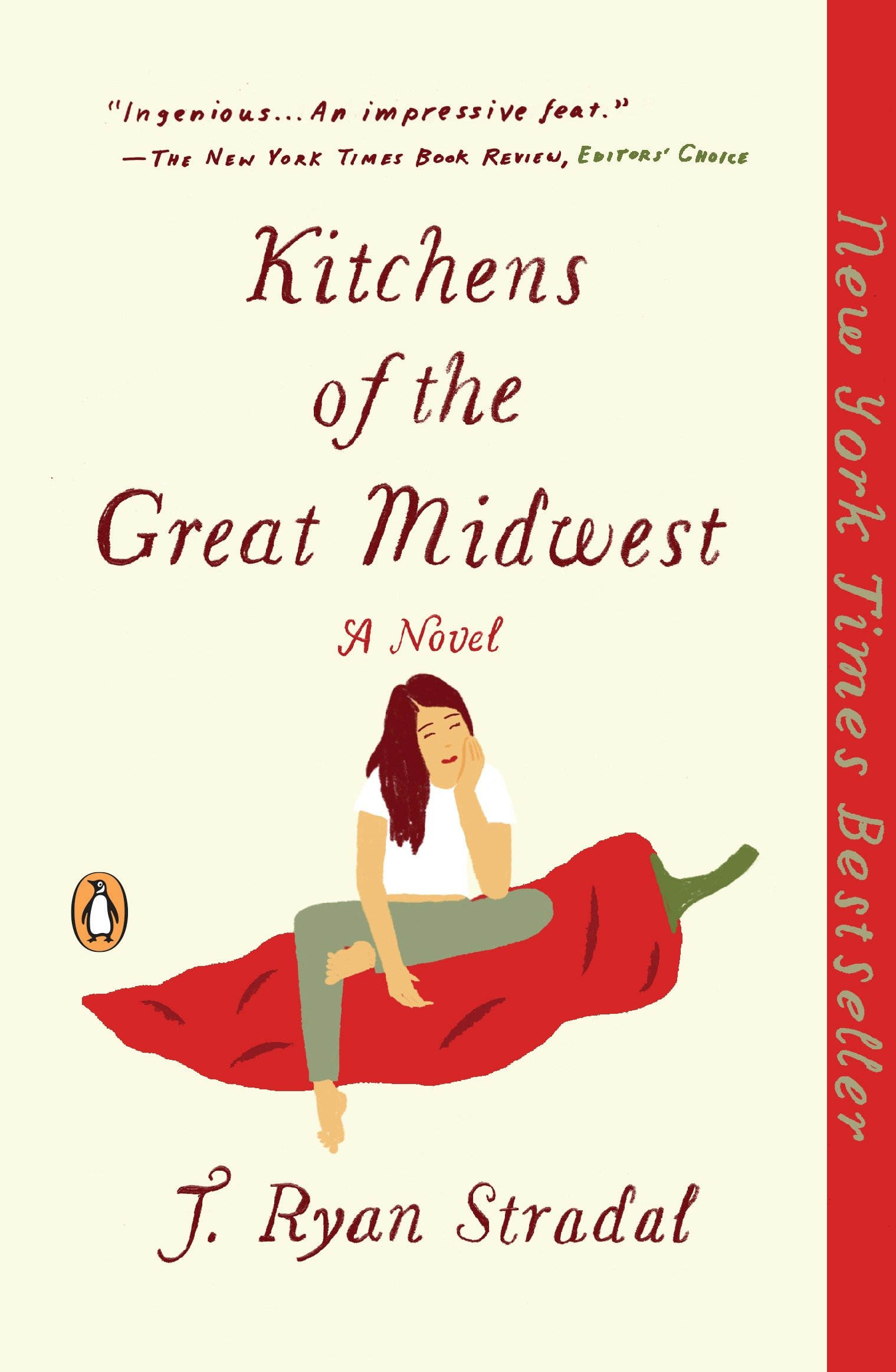 Kitchens of the Great Midwest A Novel