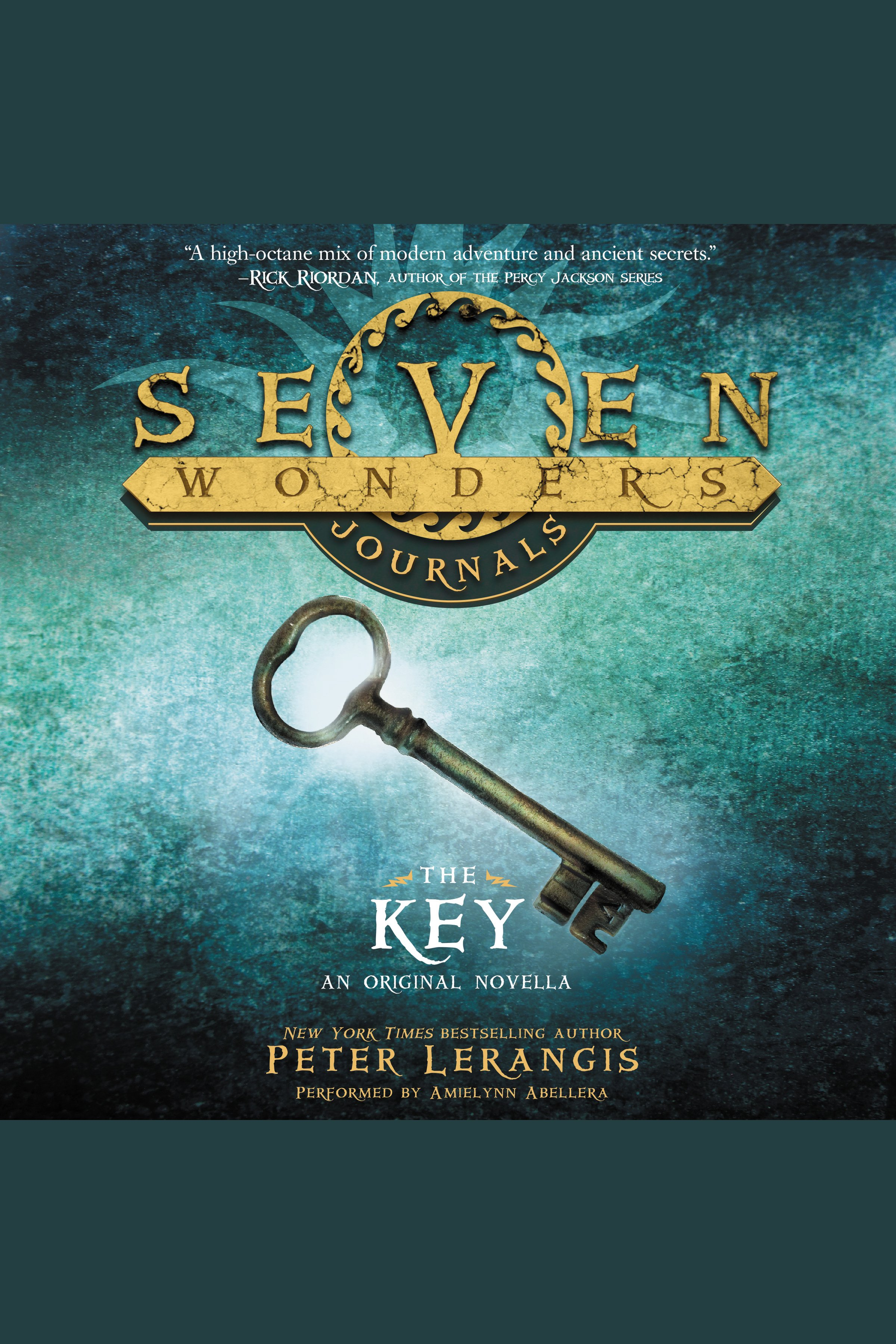 Seven Wonders Journals: The Key cover image