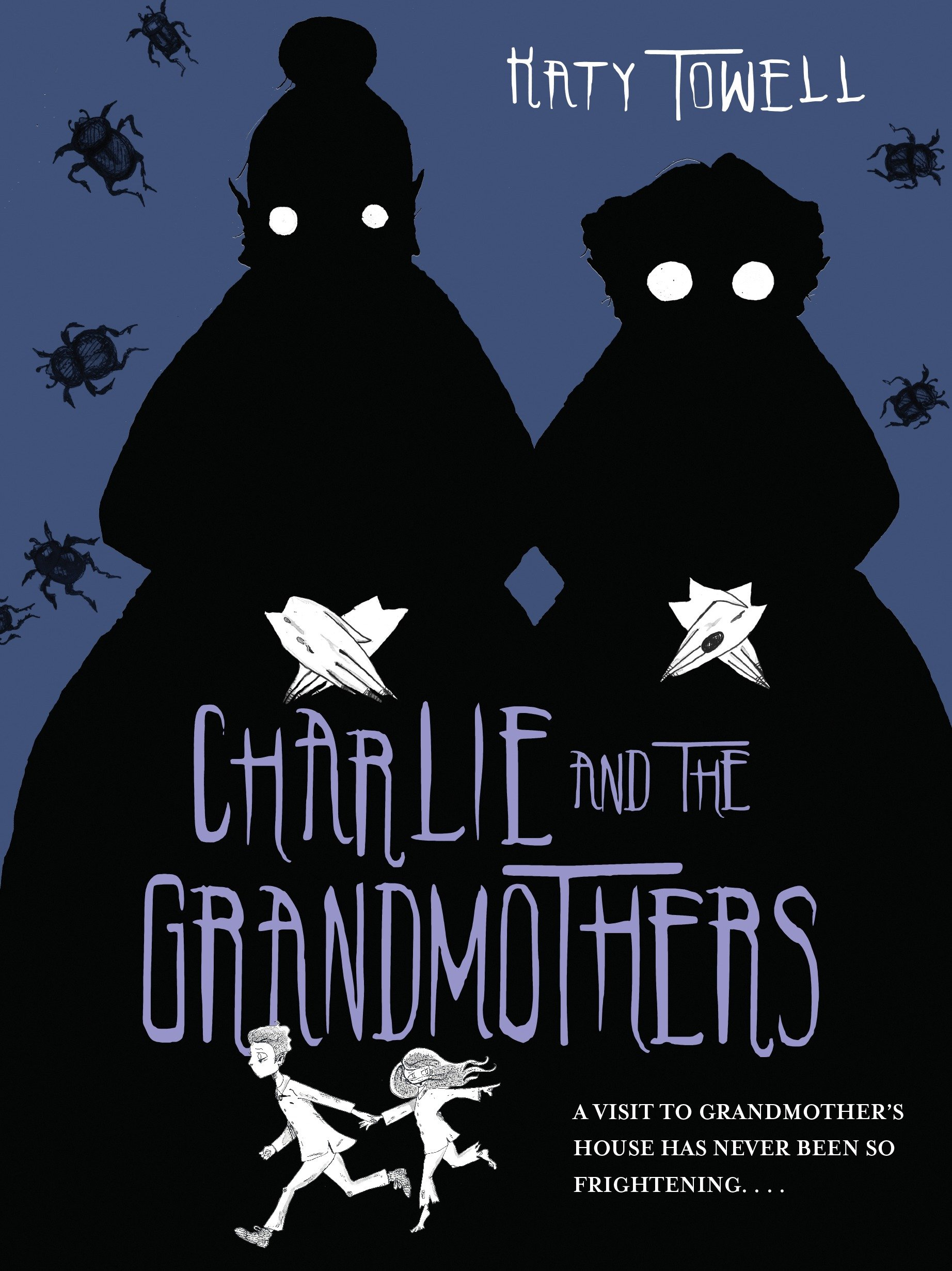 Charlie and the grandmothers cover image
