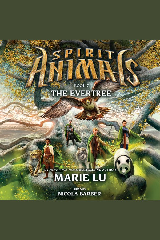 Evertree cover image