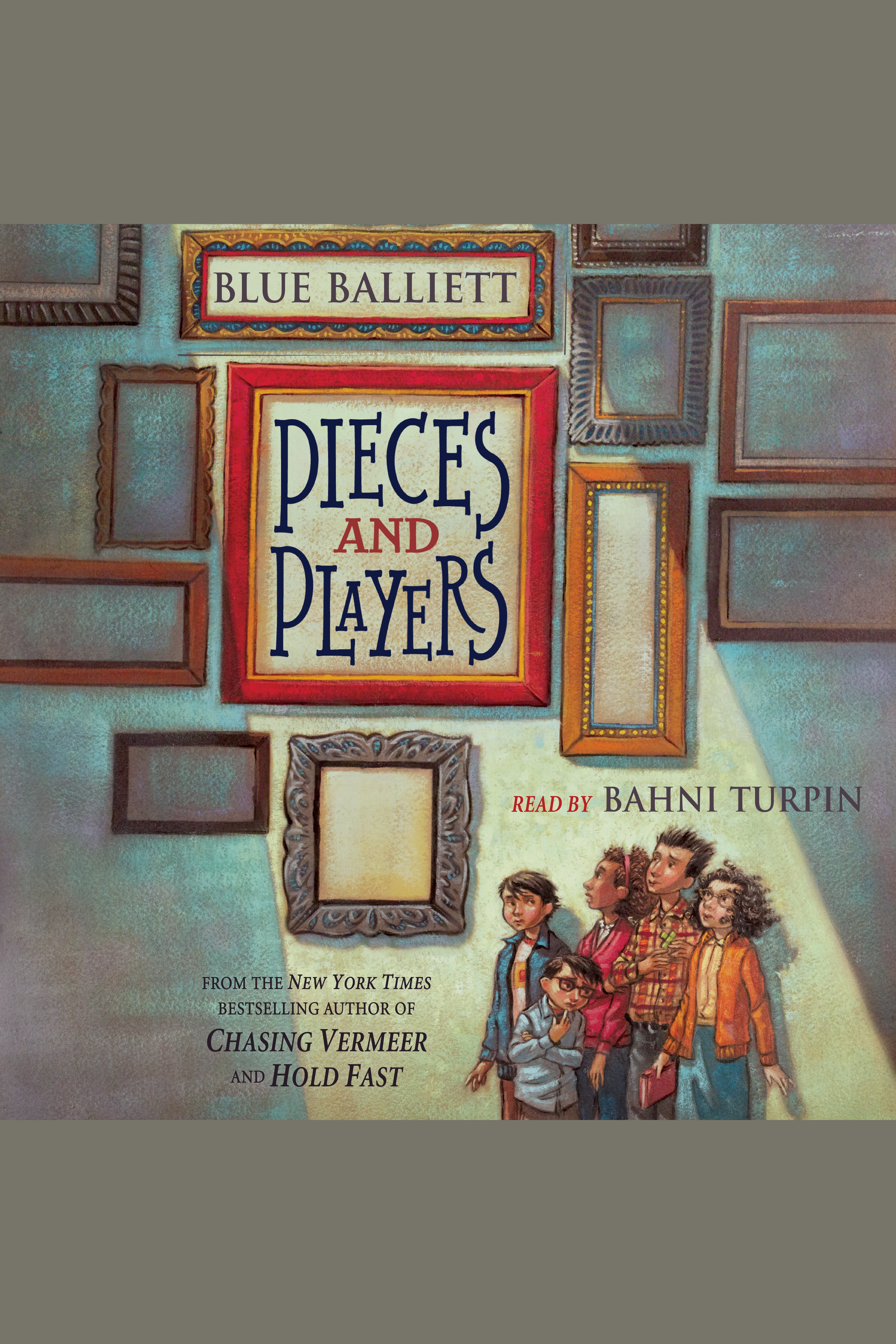 Pieces and players cover image