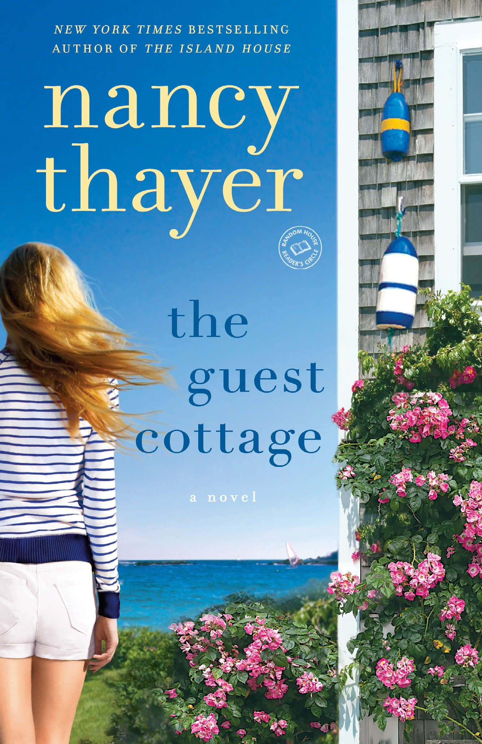 The guest cottage cover image