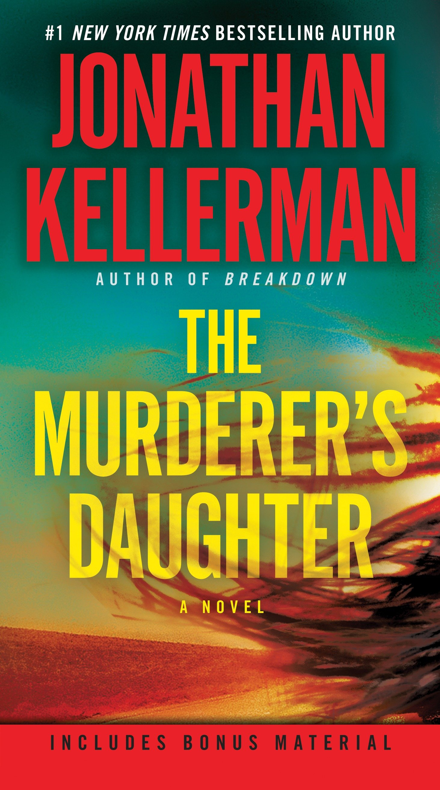 The murderer's daughter cover image