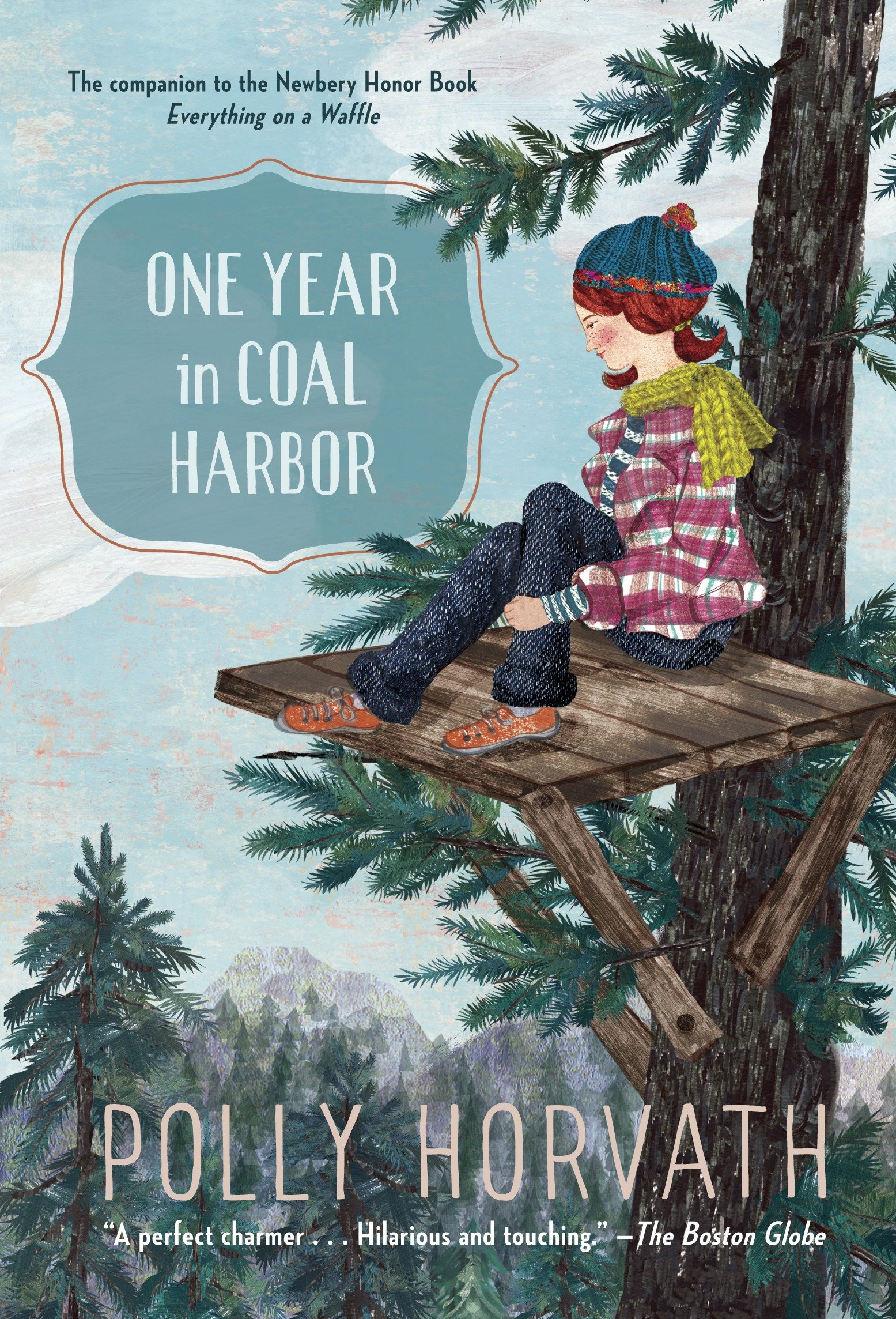 One year in Coal Harbor cover image