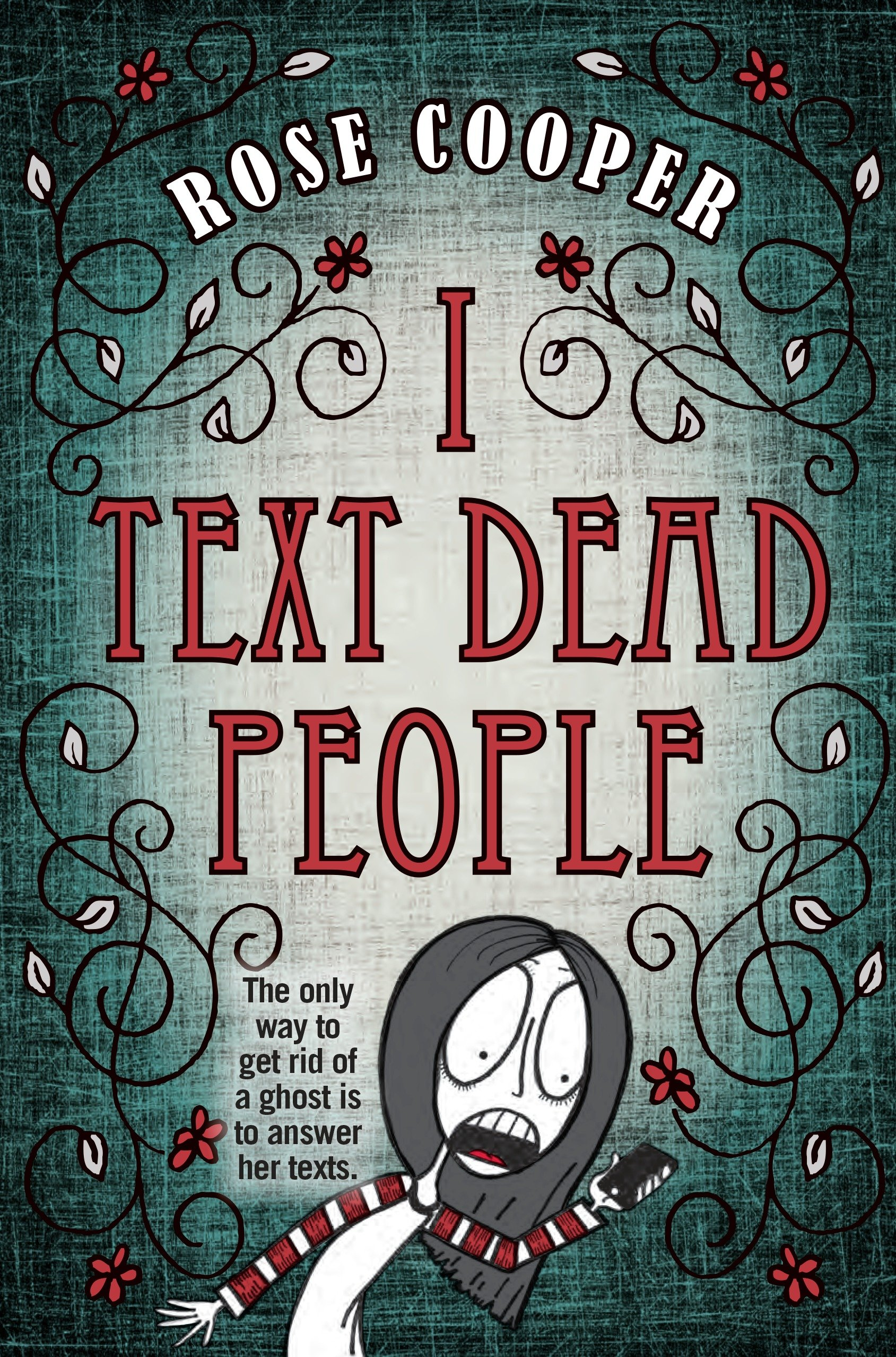 I text dead people cover image