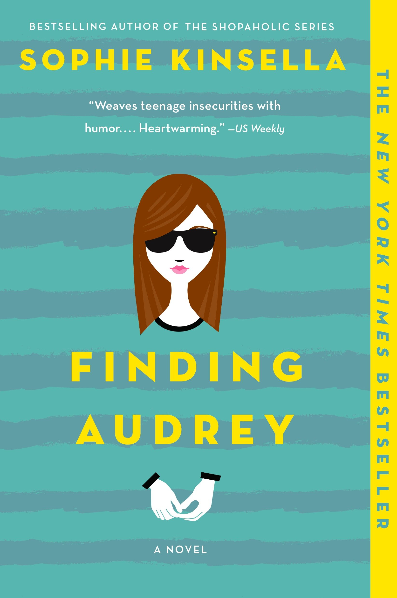 Finding Audrey cover image