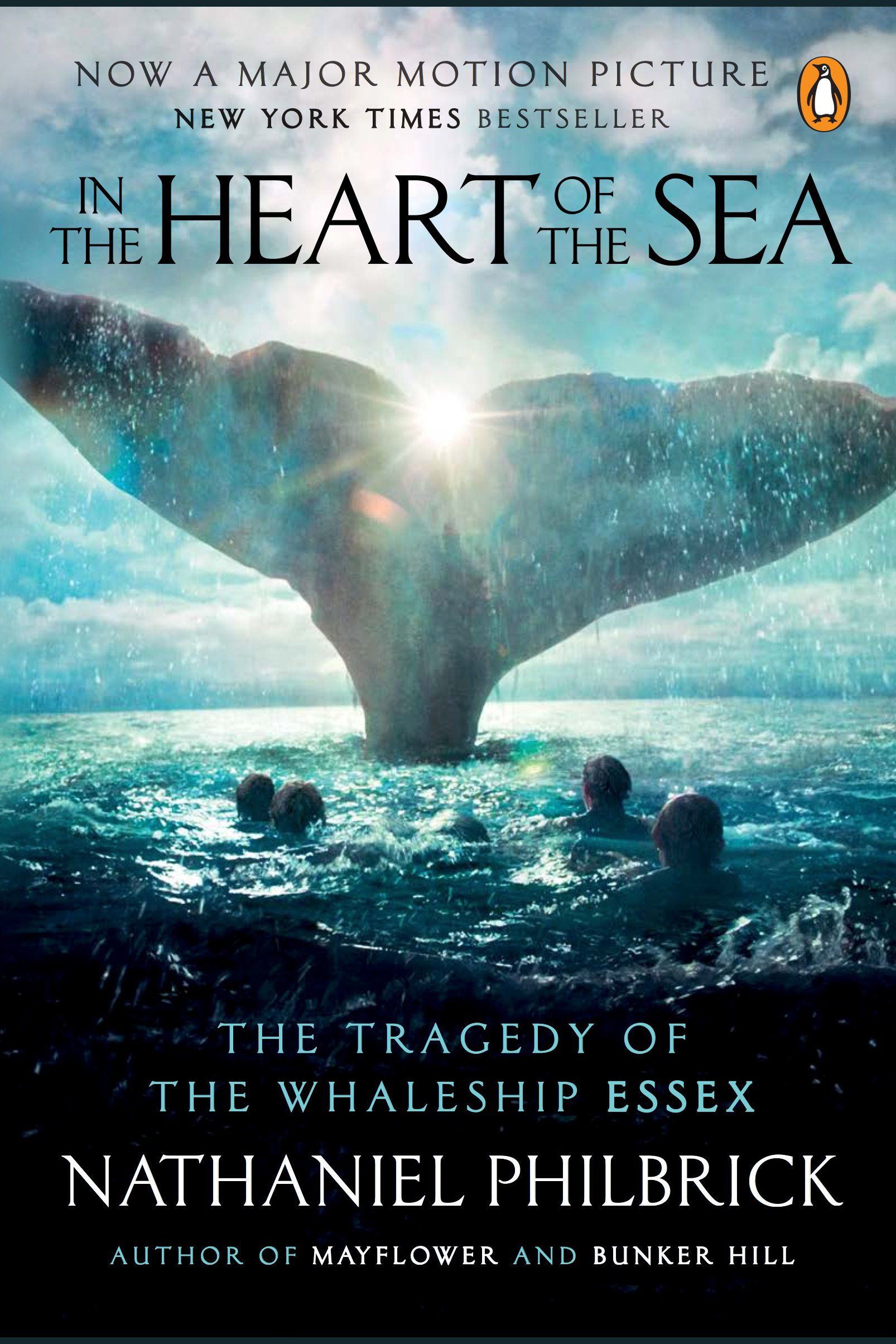 In the heart of the sea the tragedy of the whaleship Essex cover image