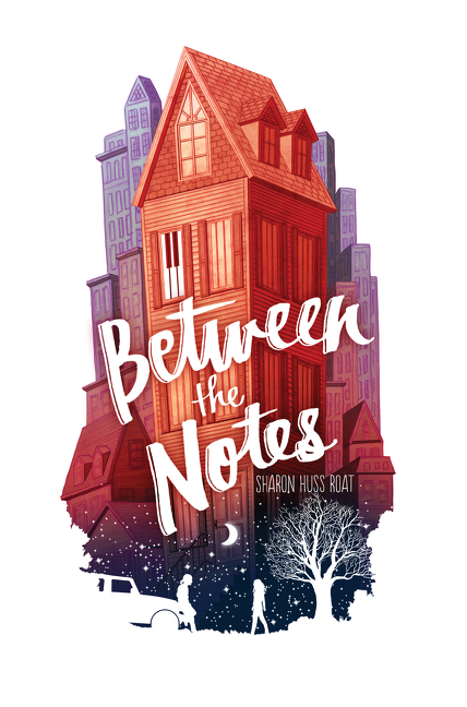 Between the notes cover image