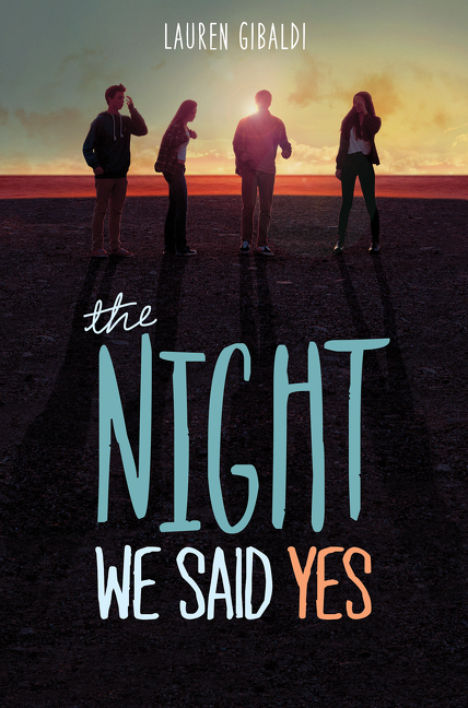 The night we said yes cover image