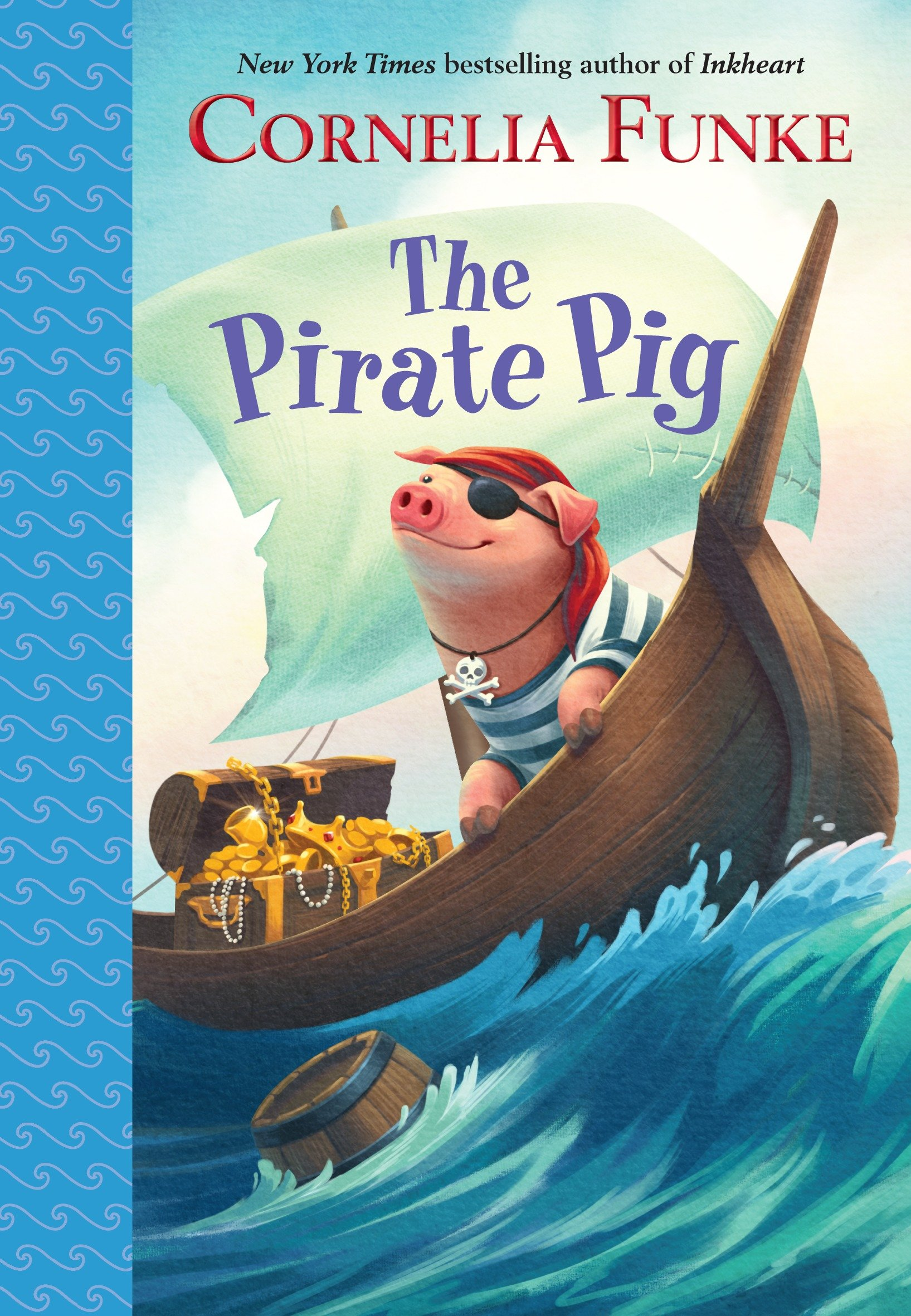 The pirate pig cover image