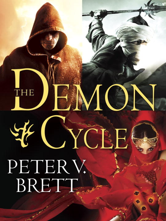 The Demon Cycle 3-Book Bundle The Warded Man, The Desert Spear, The Daylight War