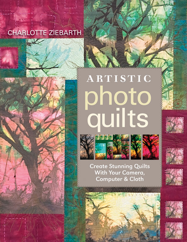 Artistic Photo Quilts Create Stunning Quilts with Your Camera, Computer & Cloth