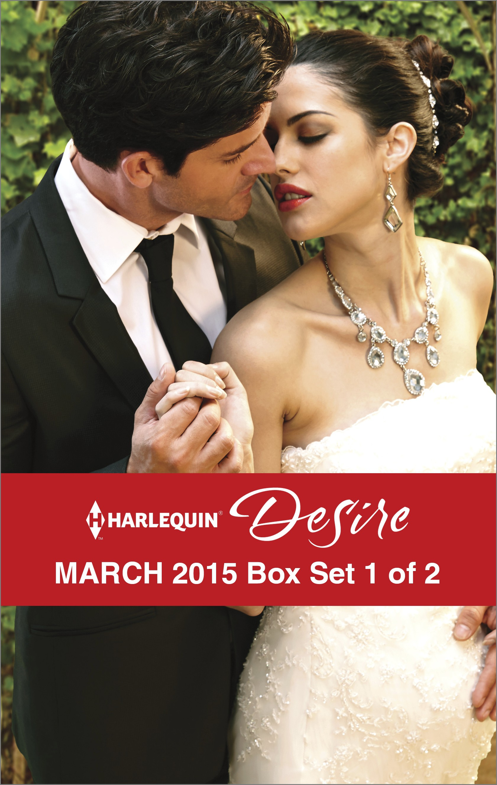Harlequin Desire March 2015 - Box Set 1 of 2 Pregnant by the Sheikh\More Than a Convenient Bride\The Wedding Bargain