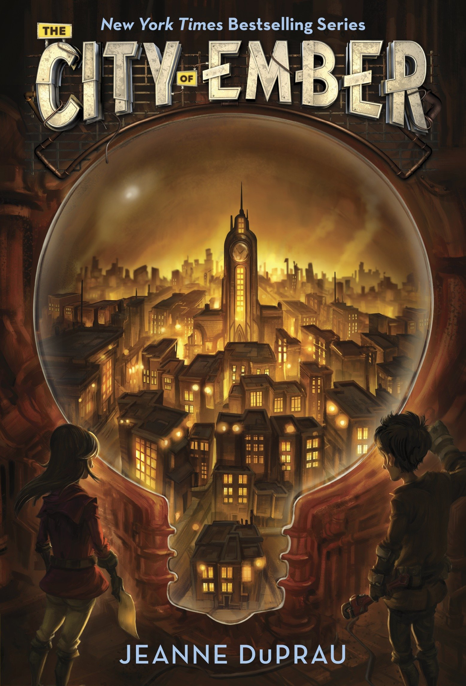 The city of Ember the first book of Ember cover image