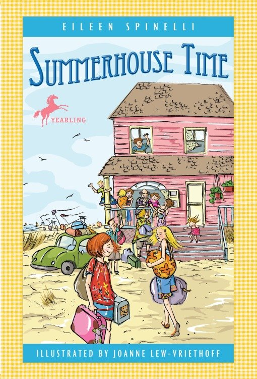 Summerhouse time cover image