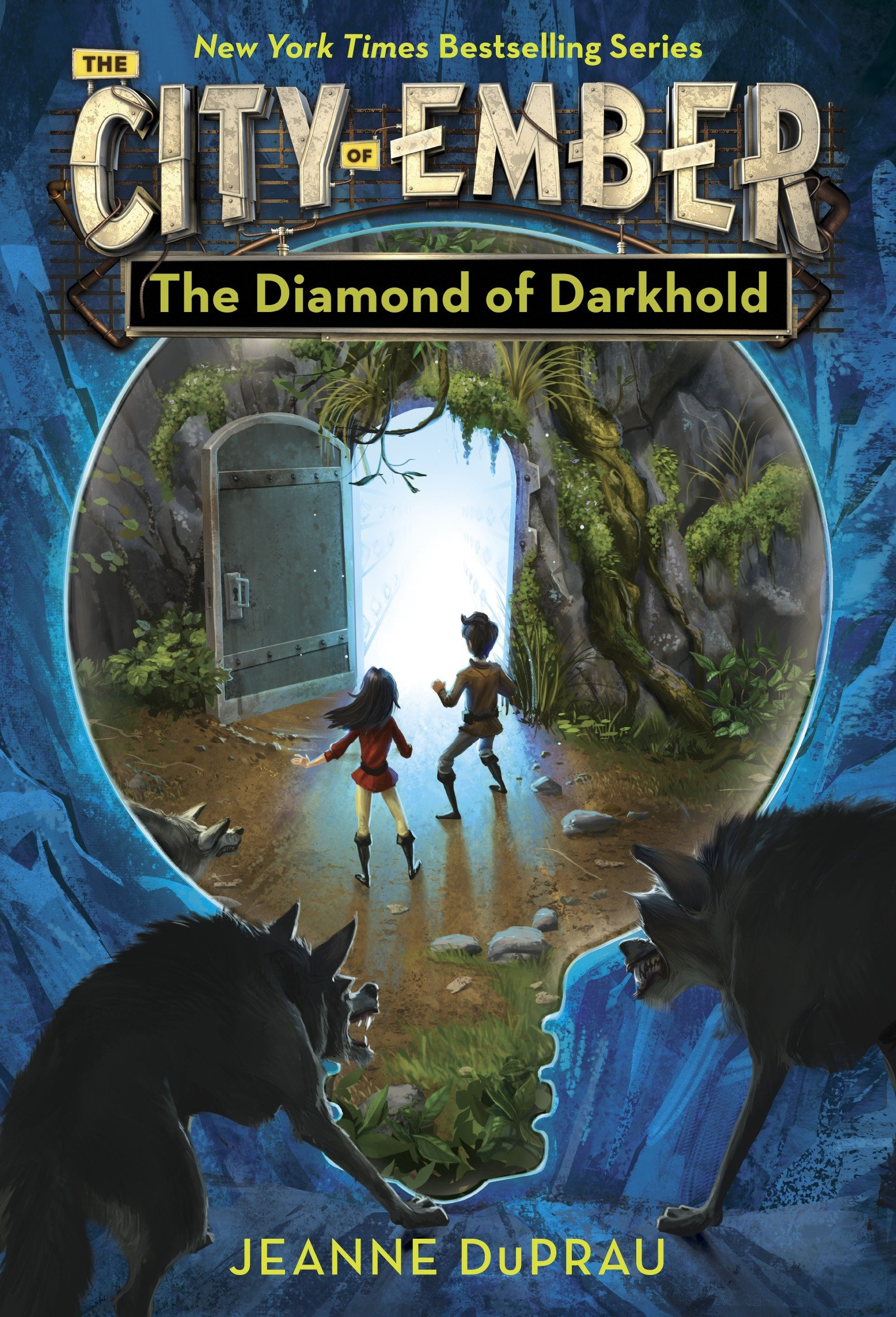 The diamond of darkhold The Fourth Book of Ember cover image