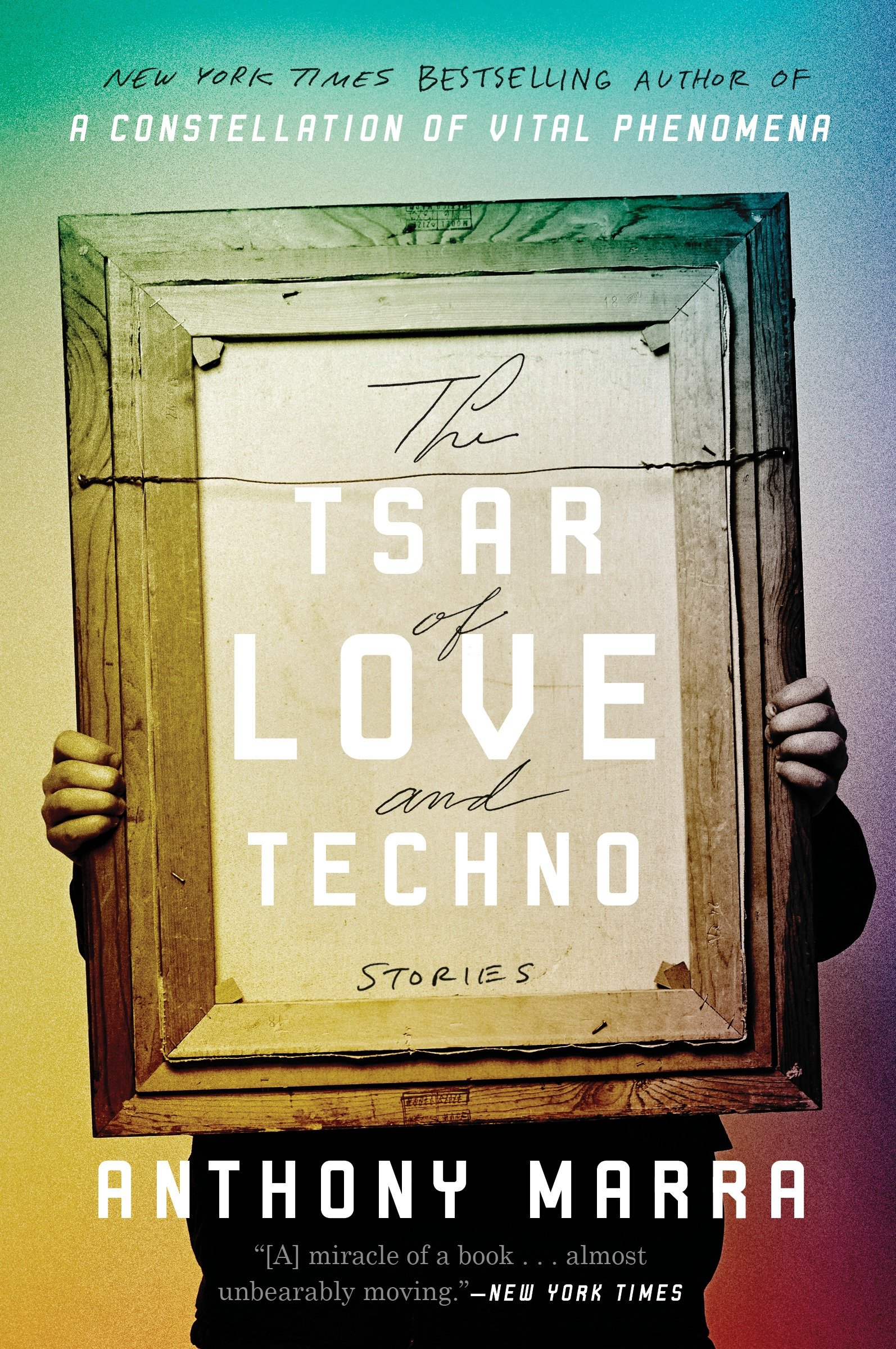 The Tsar of love and techno Stories cover image