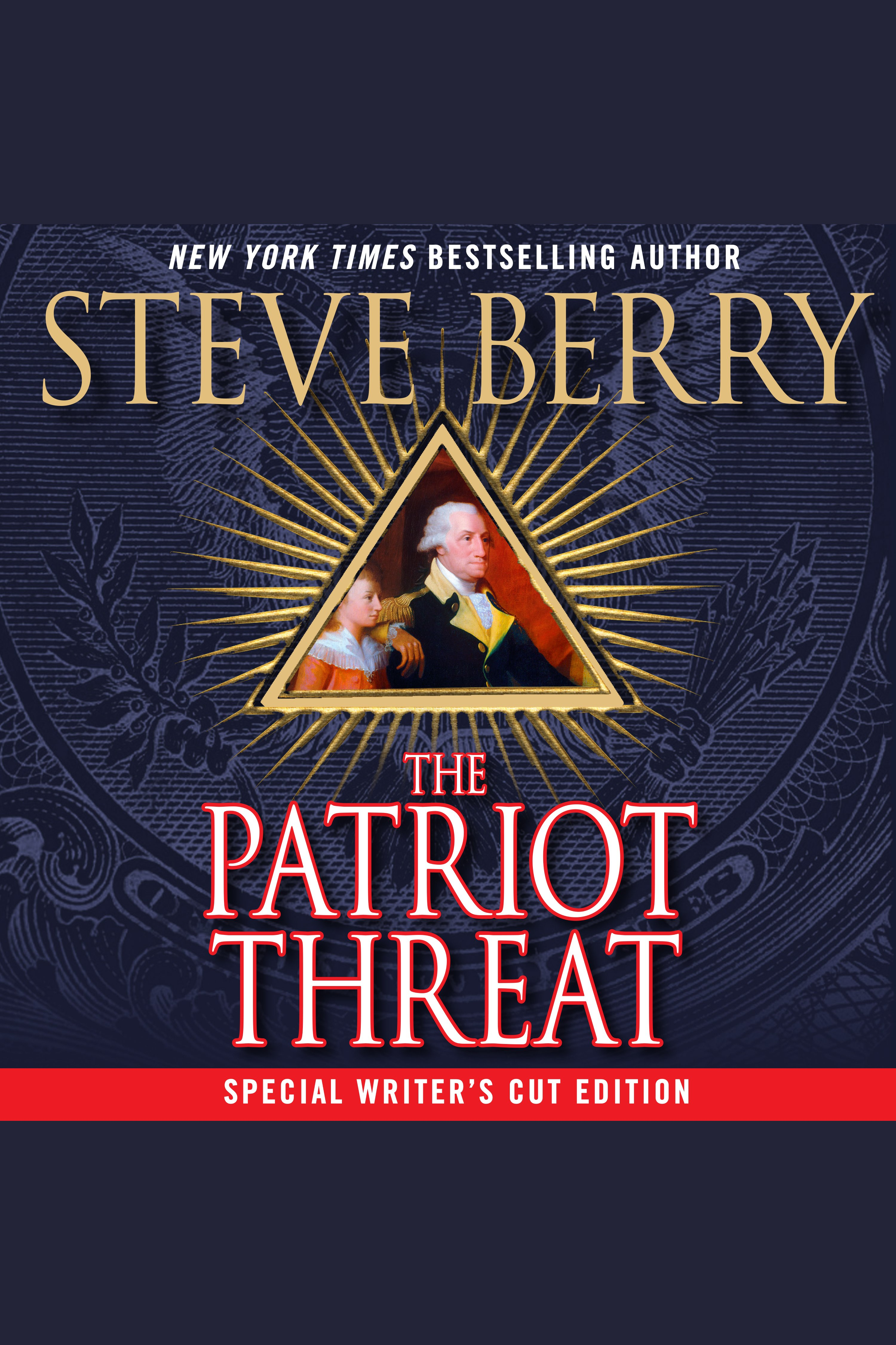 The patriot threat cover image
