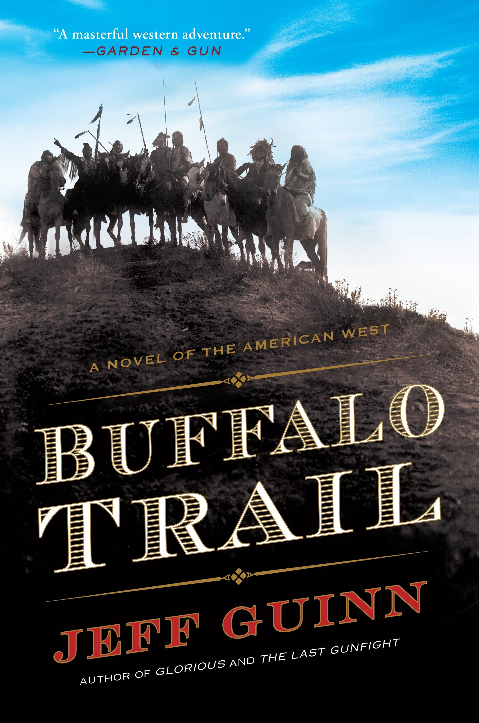 Buffalo Trail A Novel of the American West