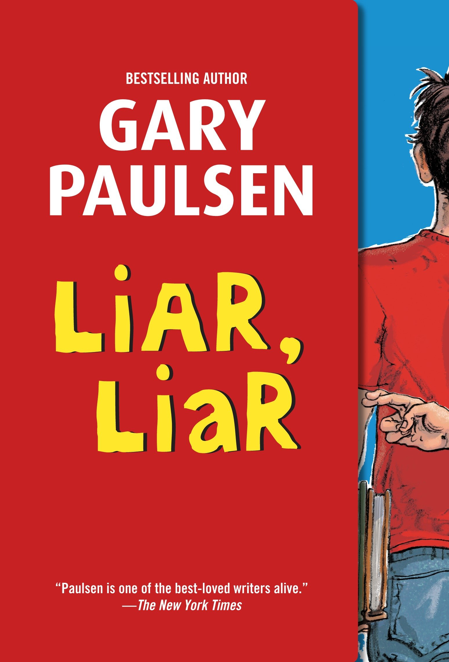 Liar, liar the theory, practice and destructive properties of deception cover image