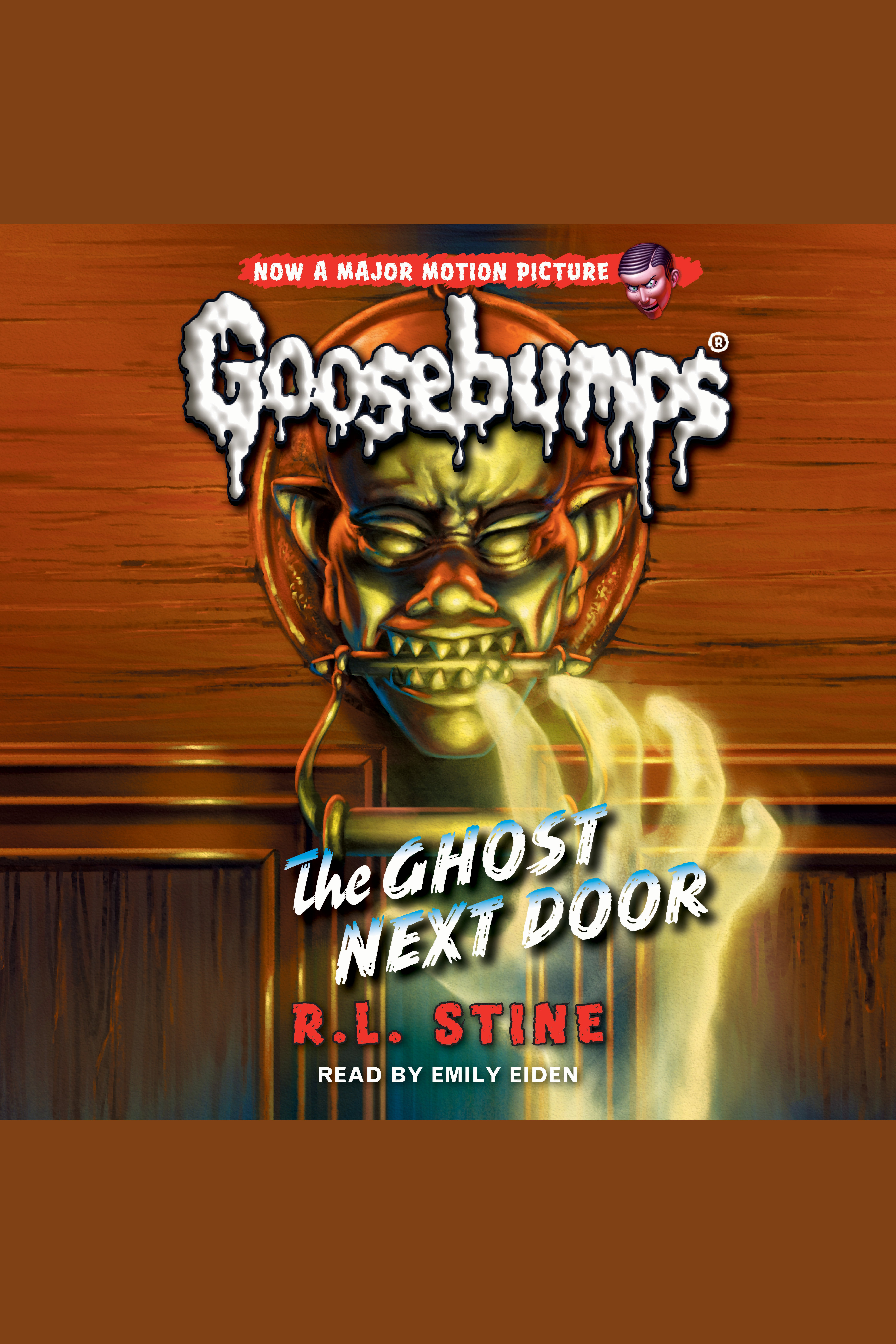 Classic Goosebumps The Ghost Next Door cover image