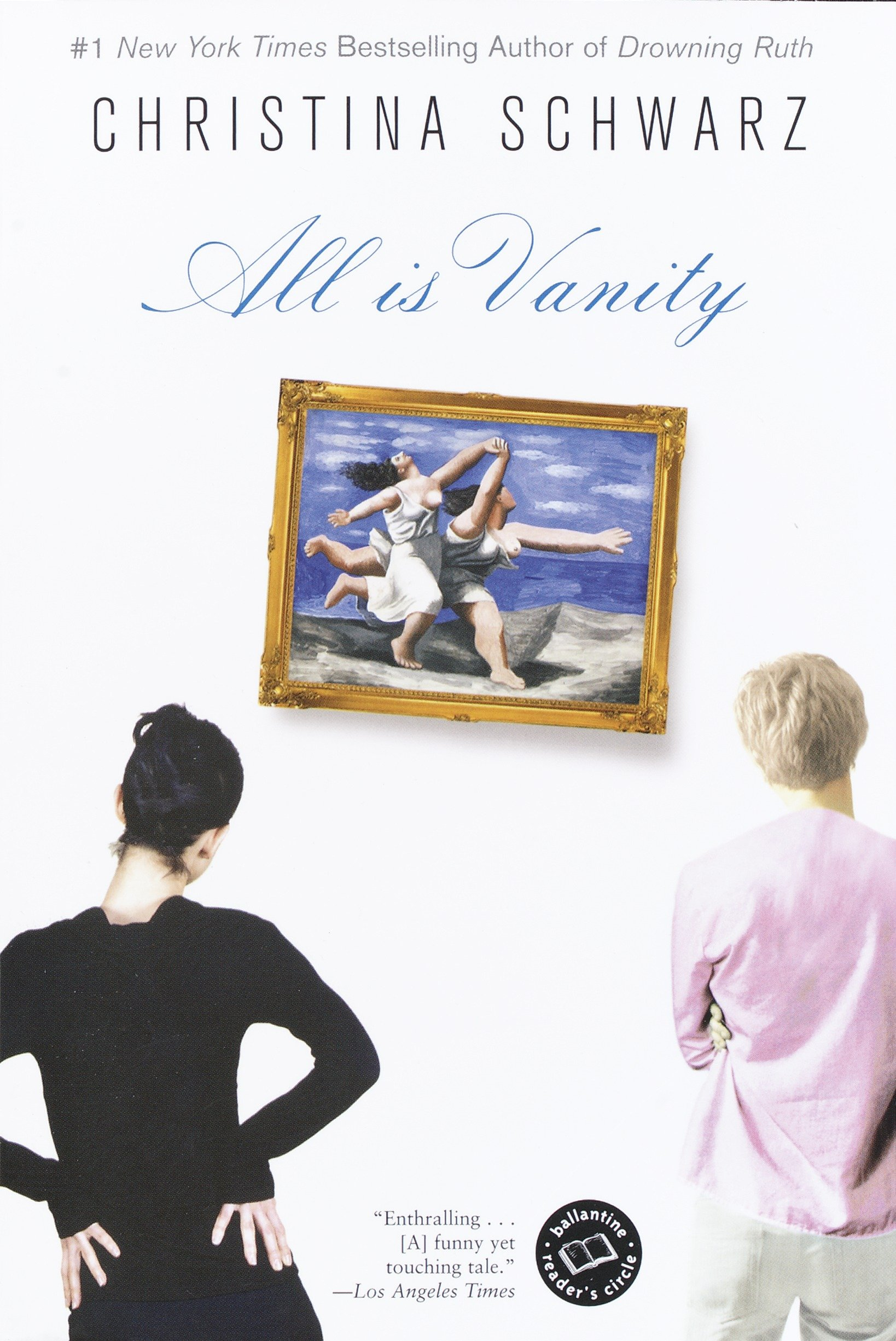 All Is Vanity A Novel