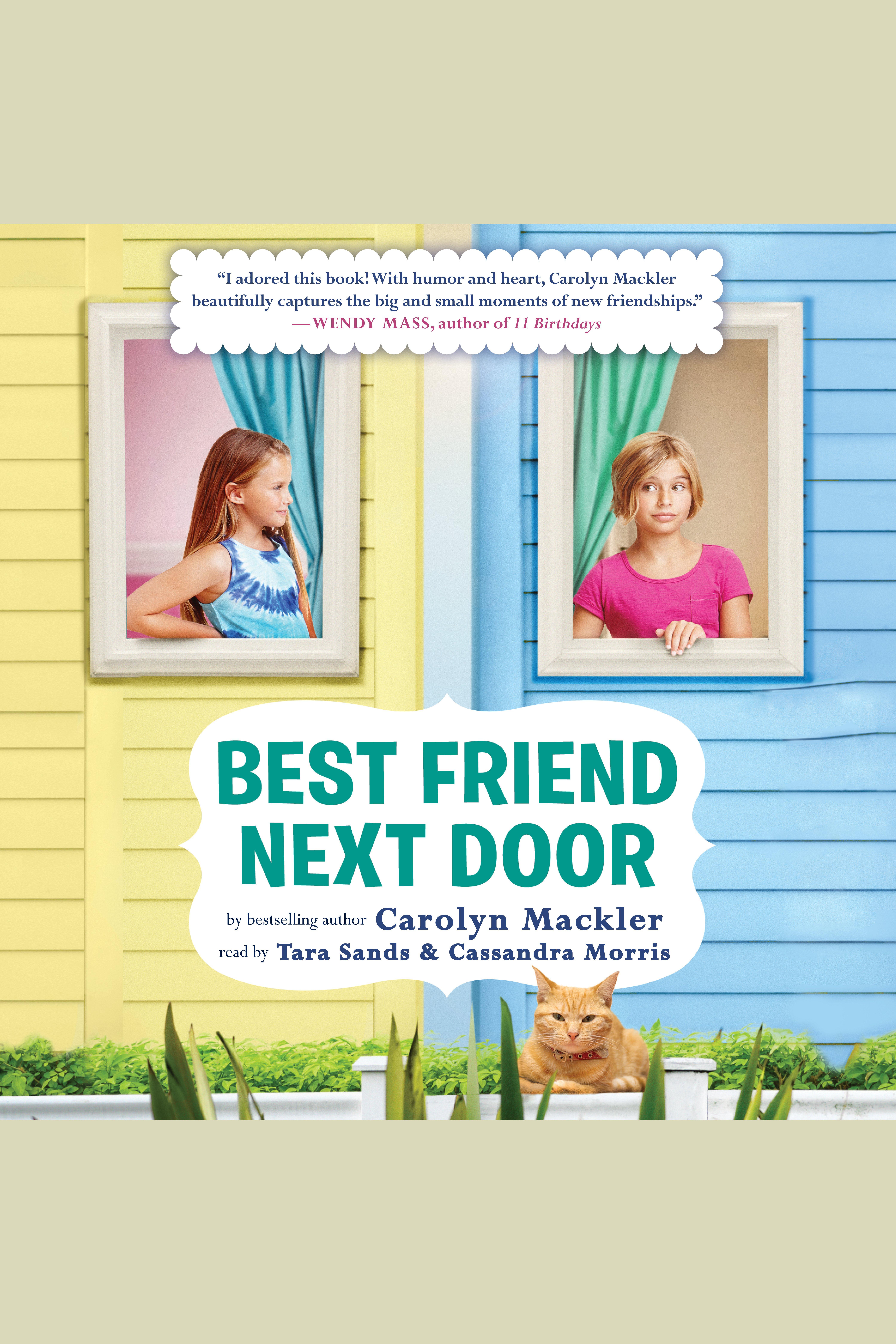 Best friend next door cover image