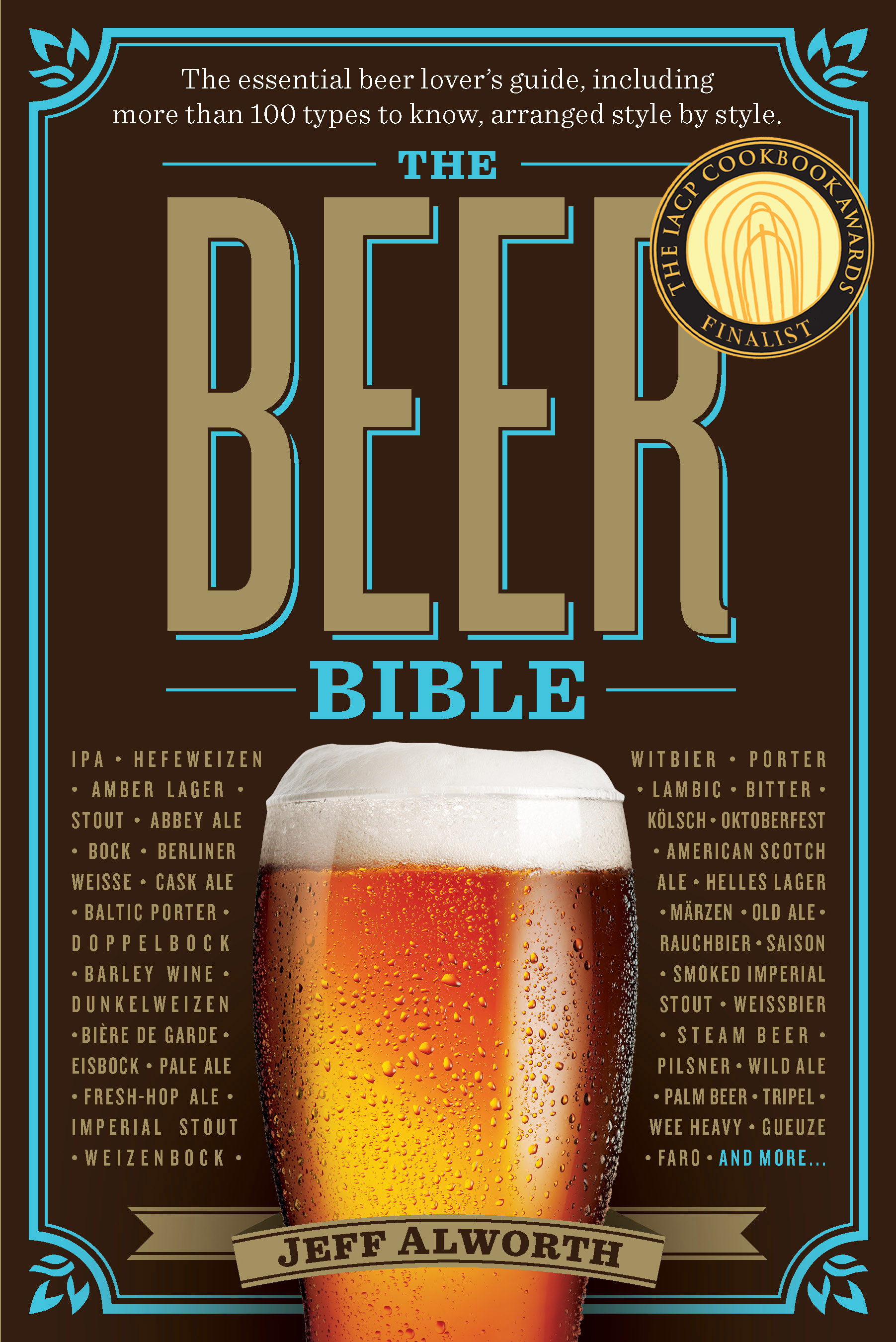 The Beer Bible The Essential Beer Lover's Guide