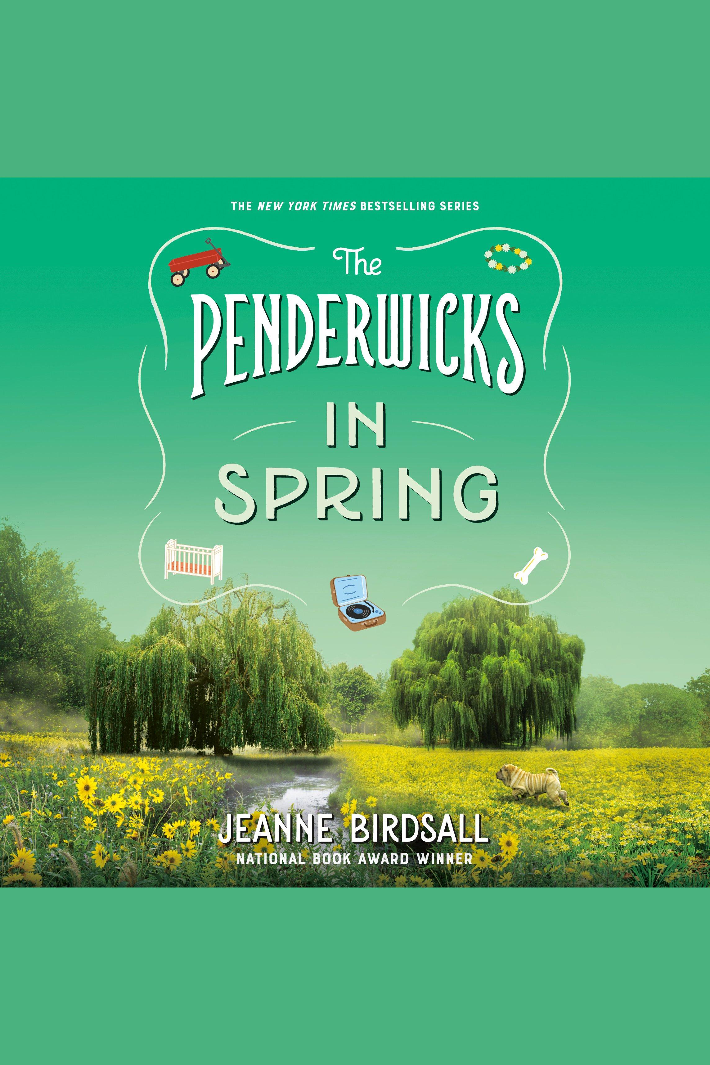 The Penderwicks in spring cover image