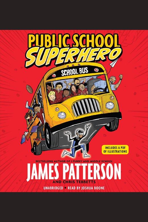 Public school superhero cover image