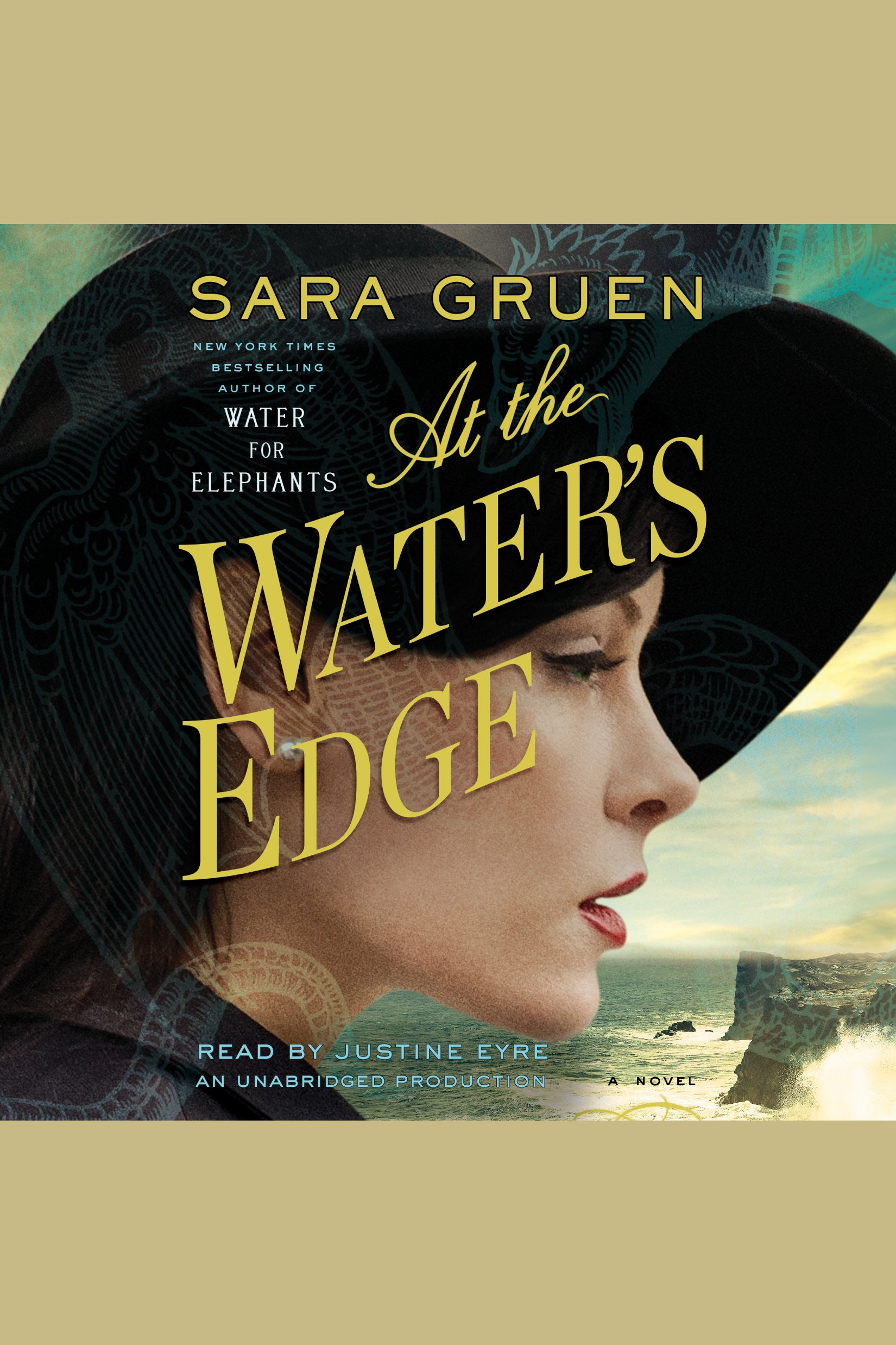 At the water's edge cover image