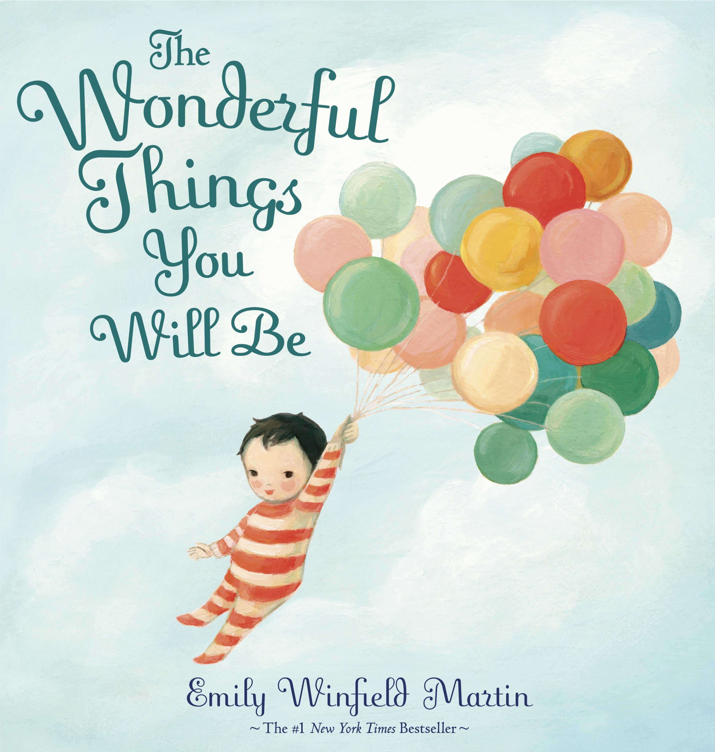 The wonderful things you will be cover image