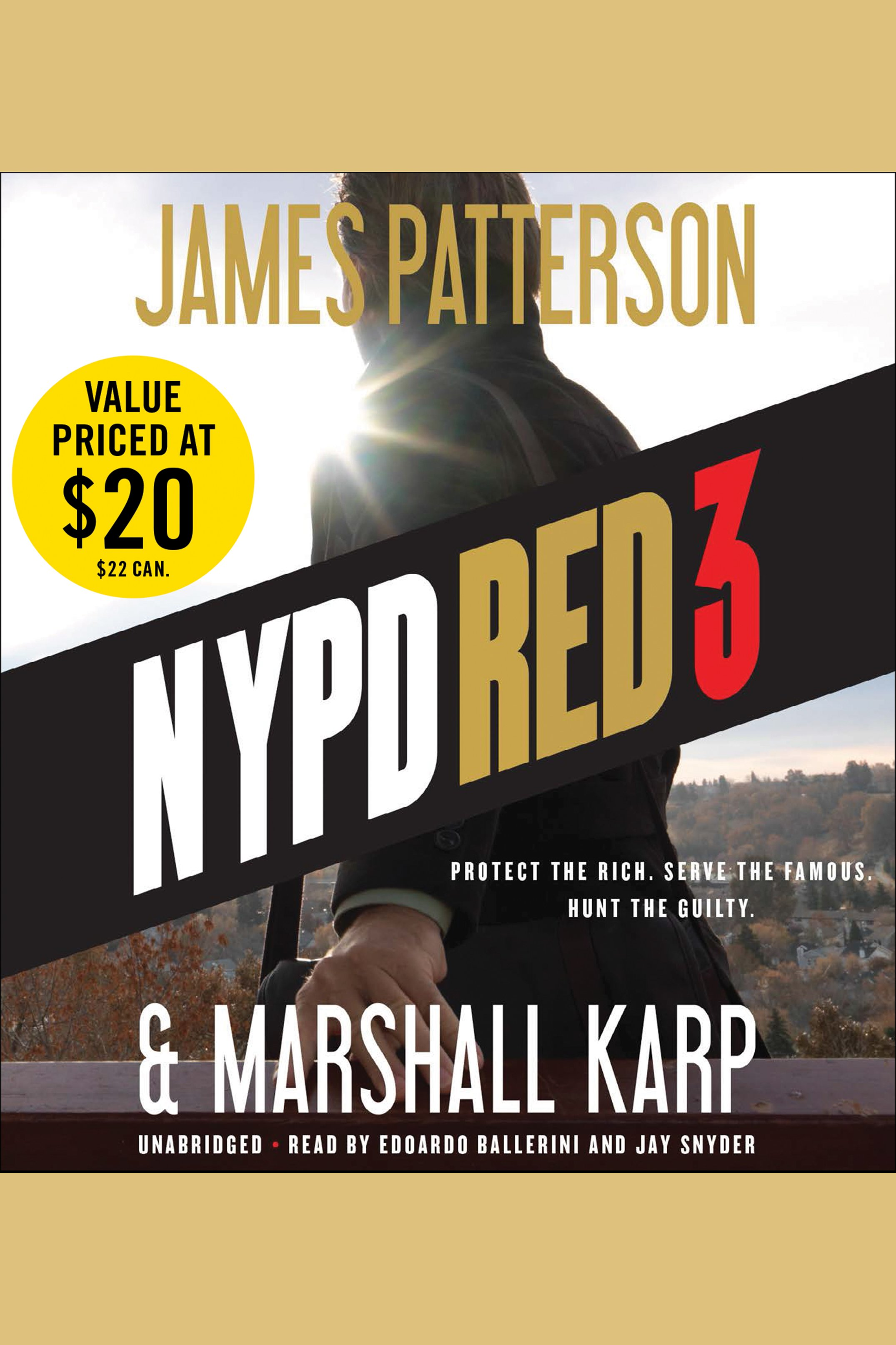 NYPD Red 3 cover image
