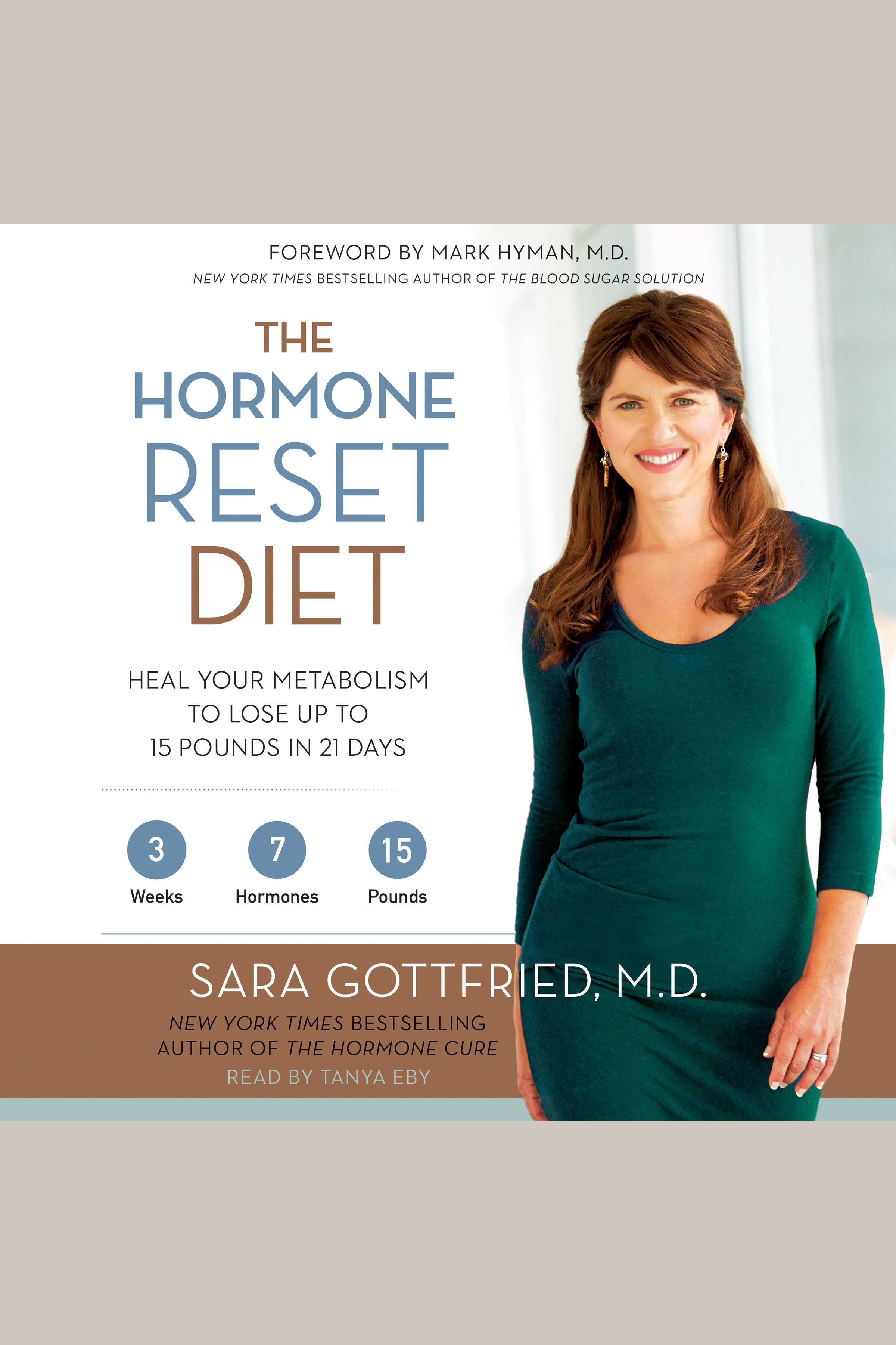 Hormone Reset Diet, The Heal Your Metabolism to Lose Up to 15 Pounds in 21 Days