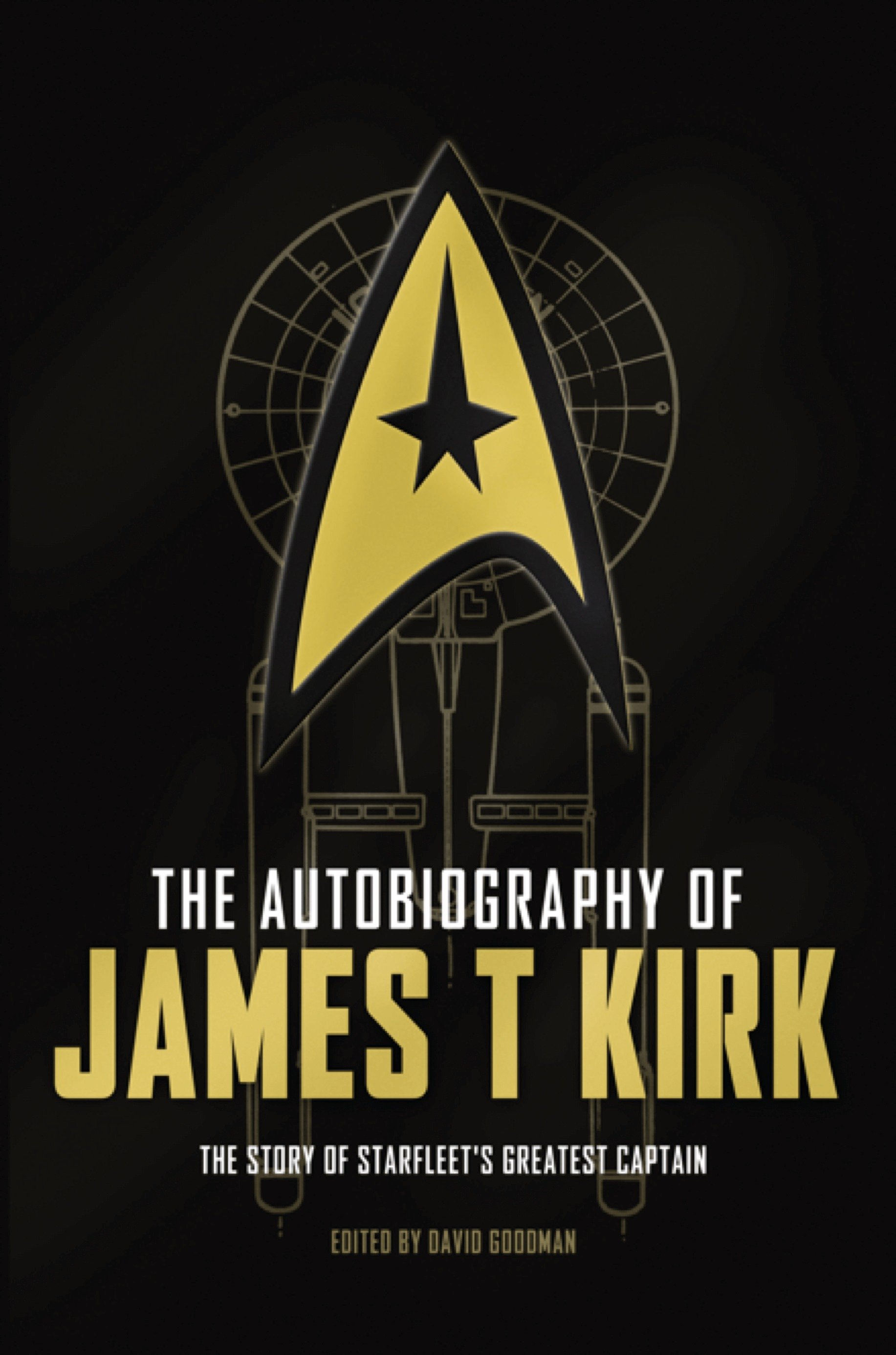 The Autobiography of James T. Kirk
