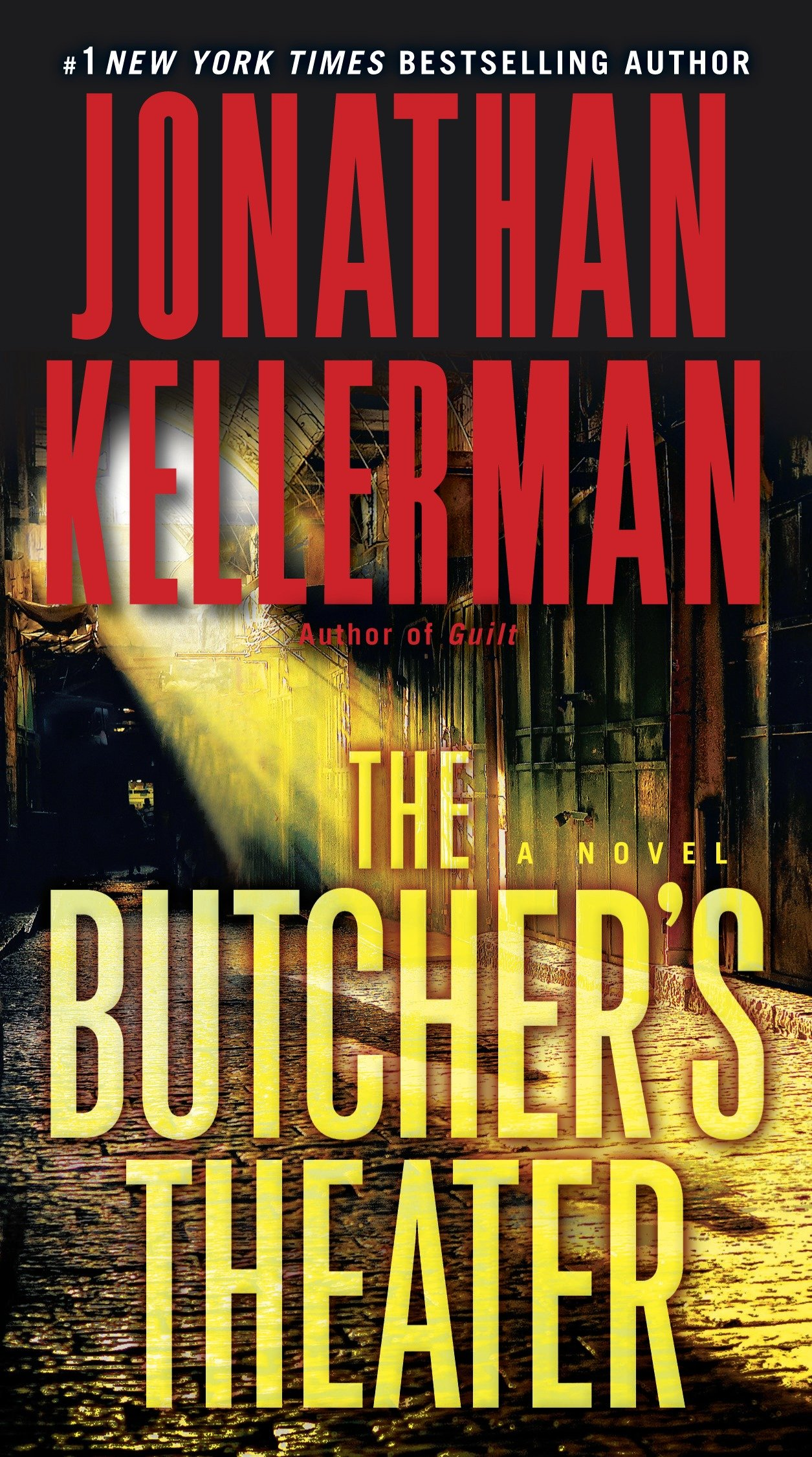 The Butcher's Theater A Novel