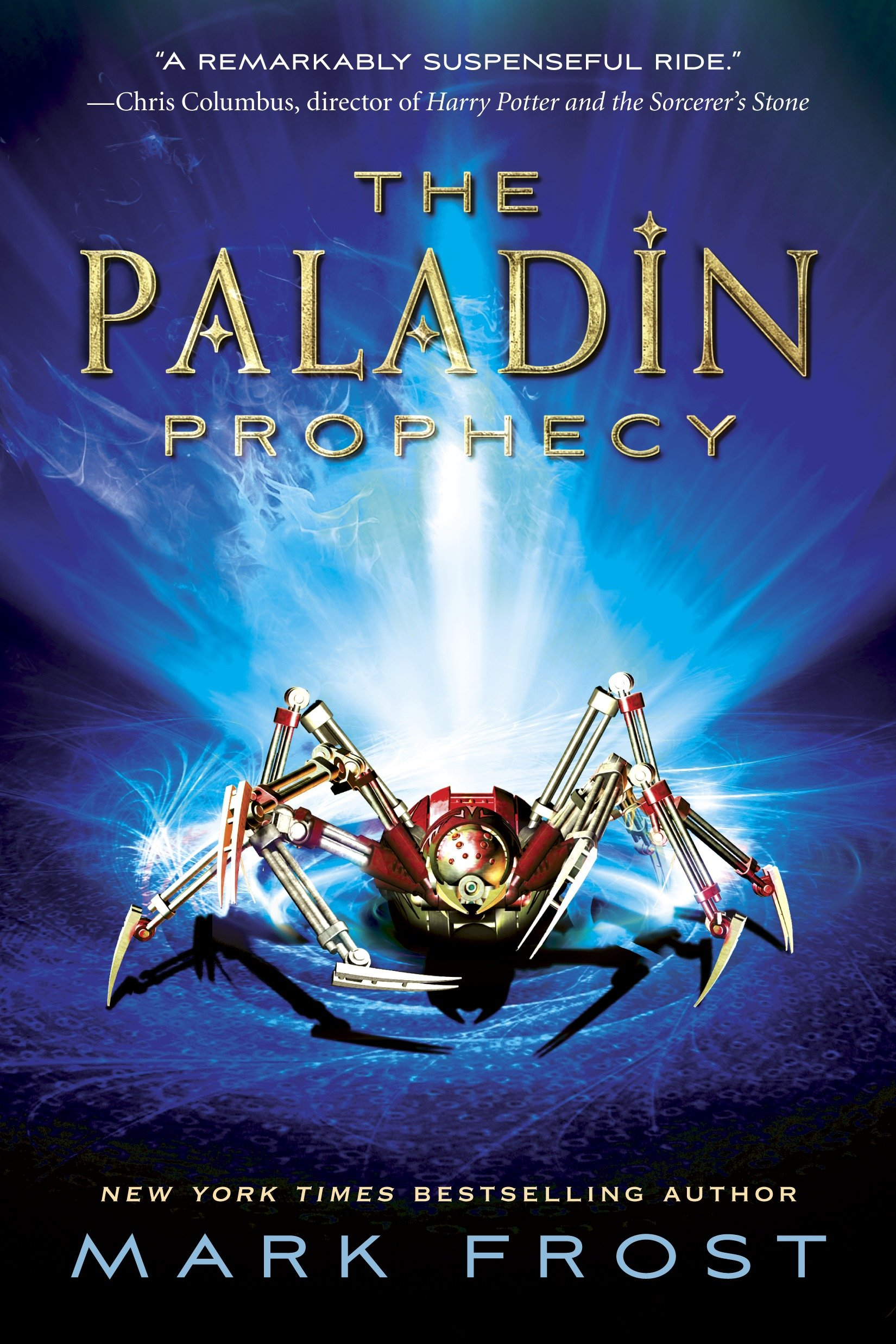 The Paladin prophecy cover image