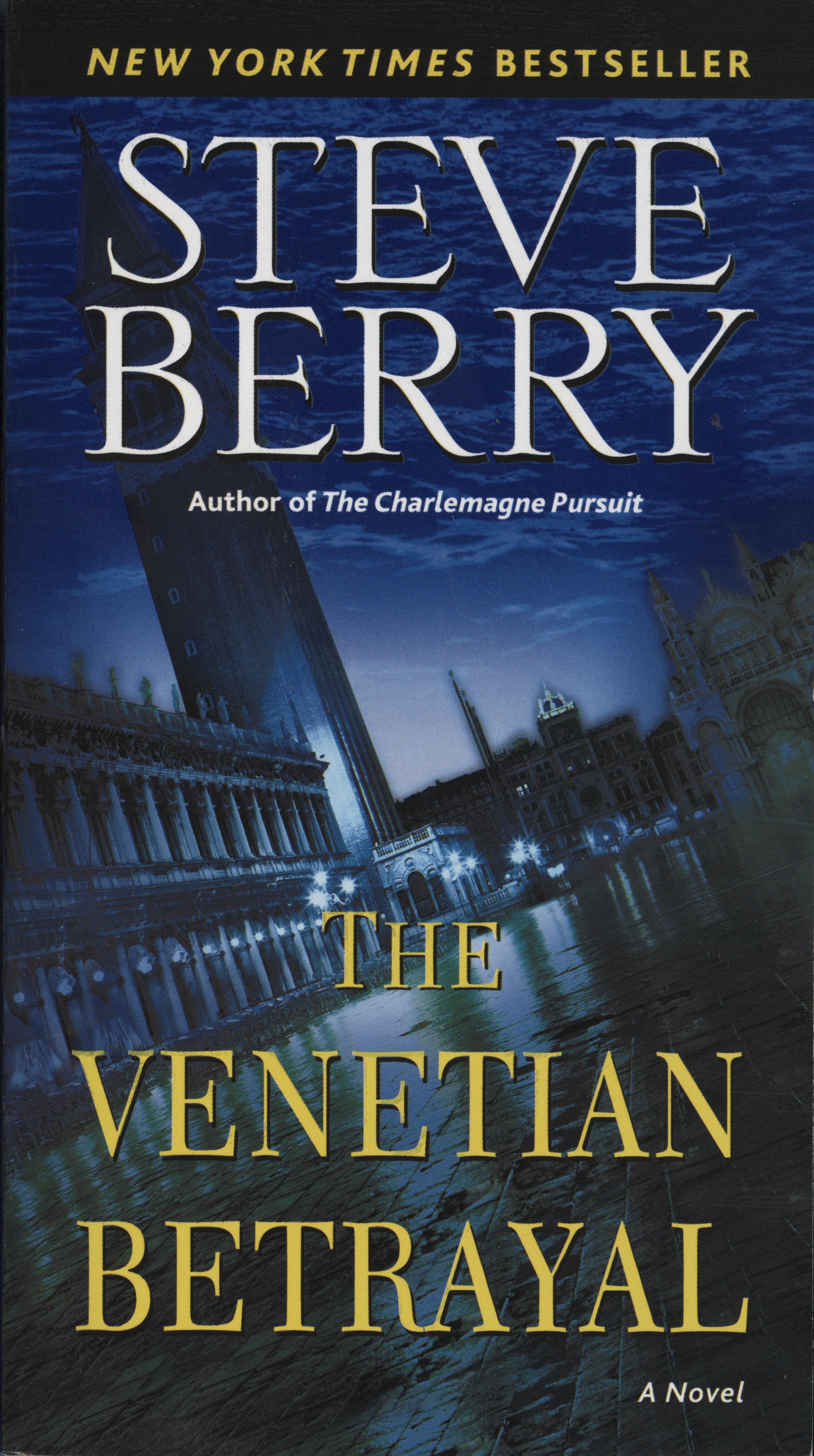 The Venetian betrayal cover image