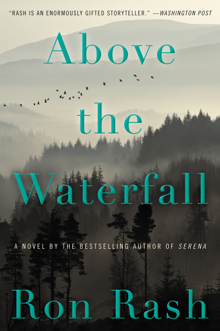 Above the Waterfall A Novel
