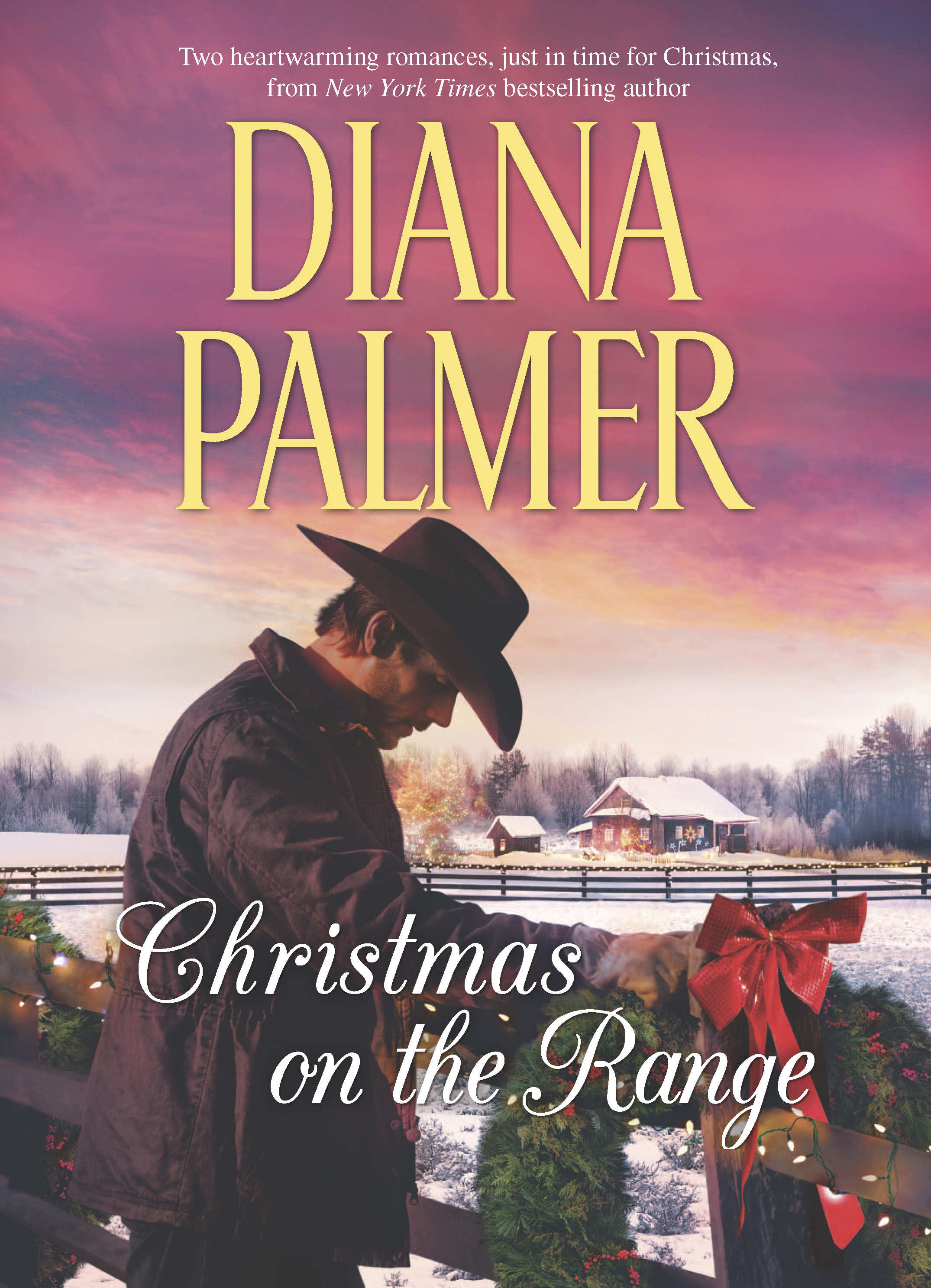 Christmas on the range : Winter Roses\Cattleman's Choice