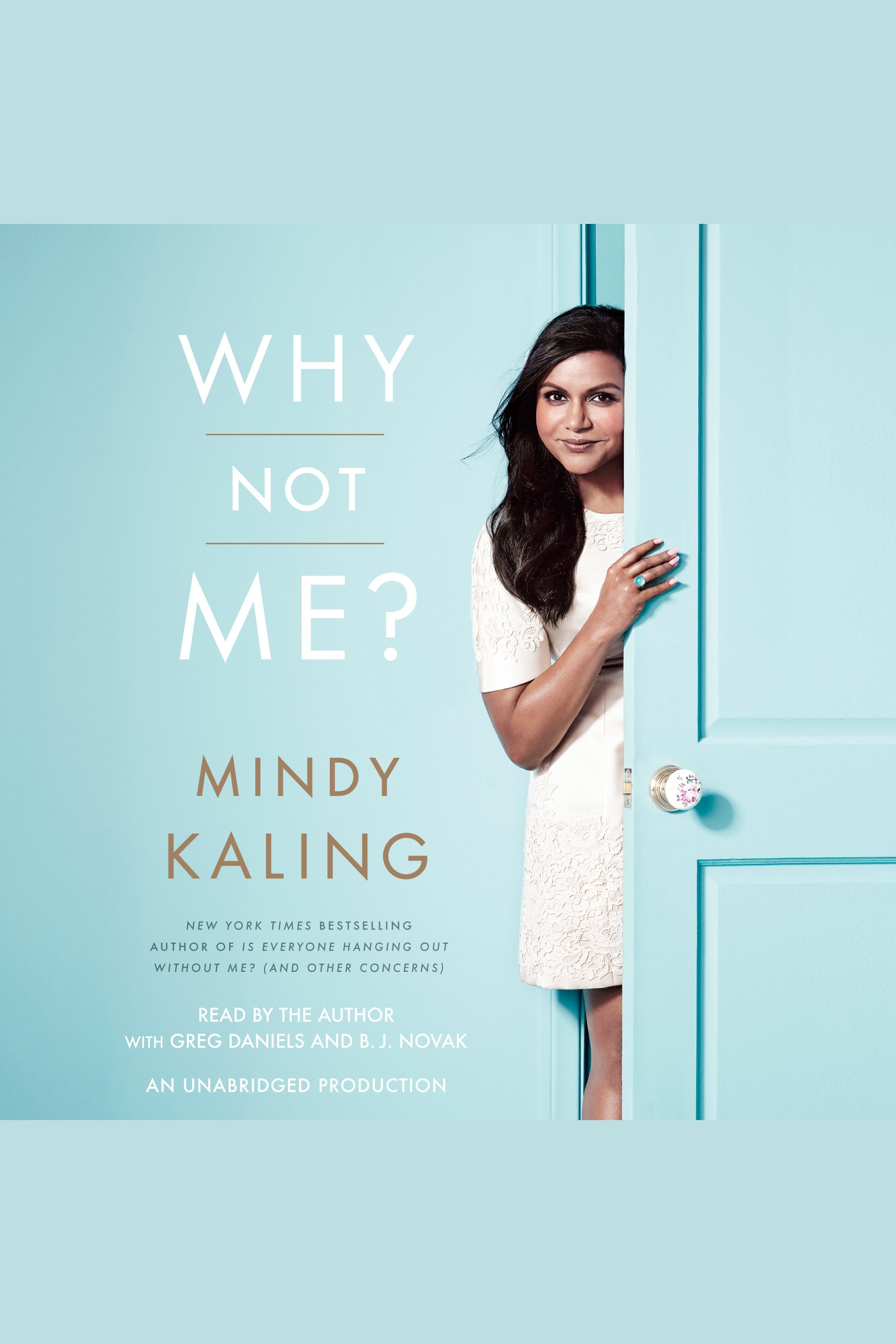 Why not me? cover image