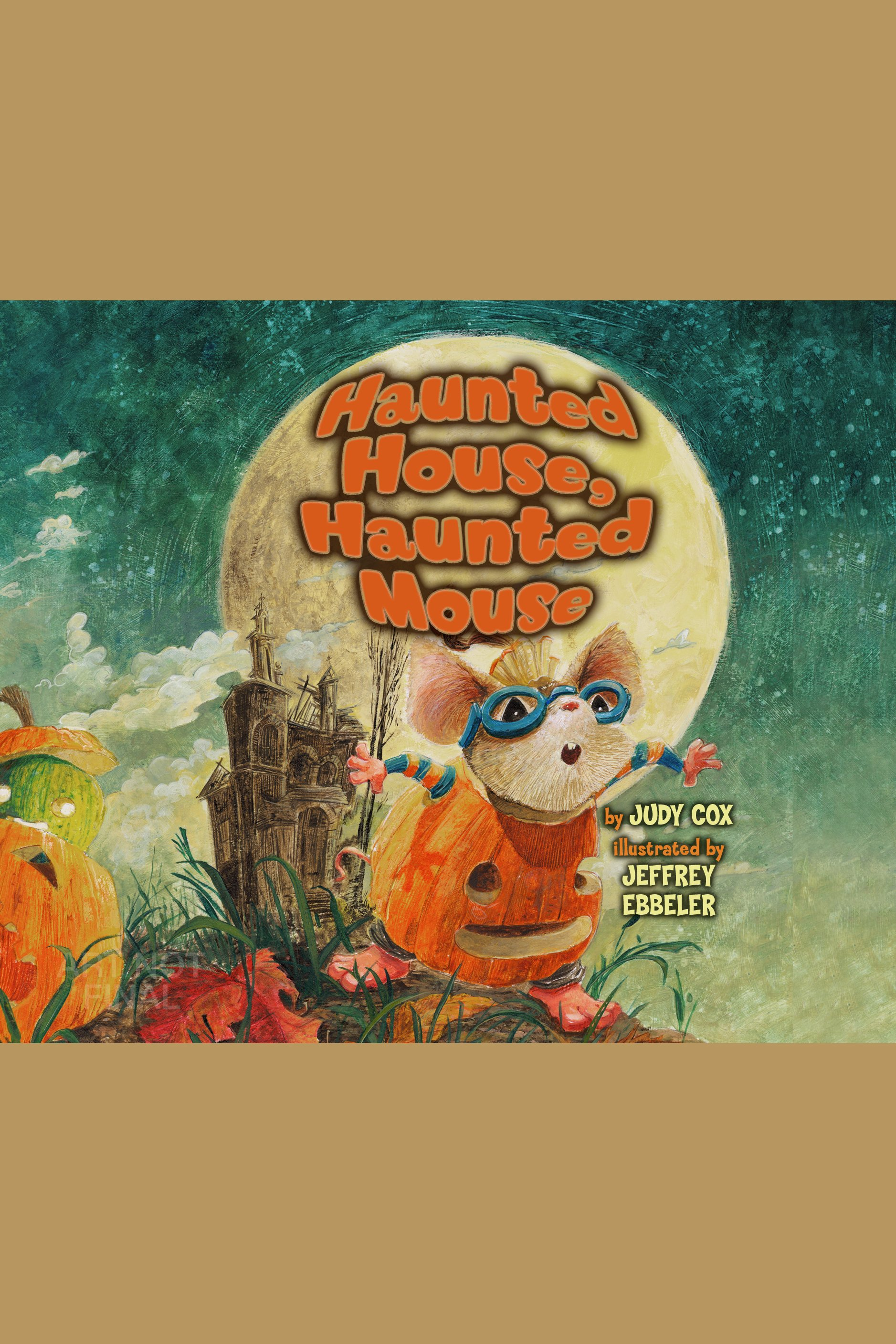 Haunted house, haunted mouse cover image