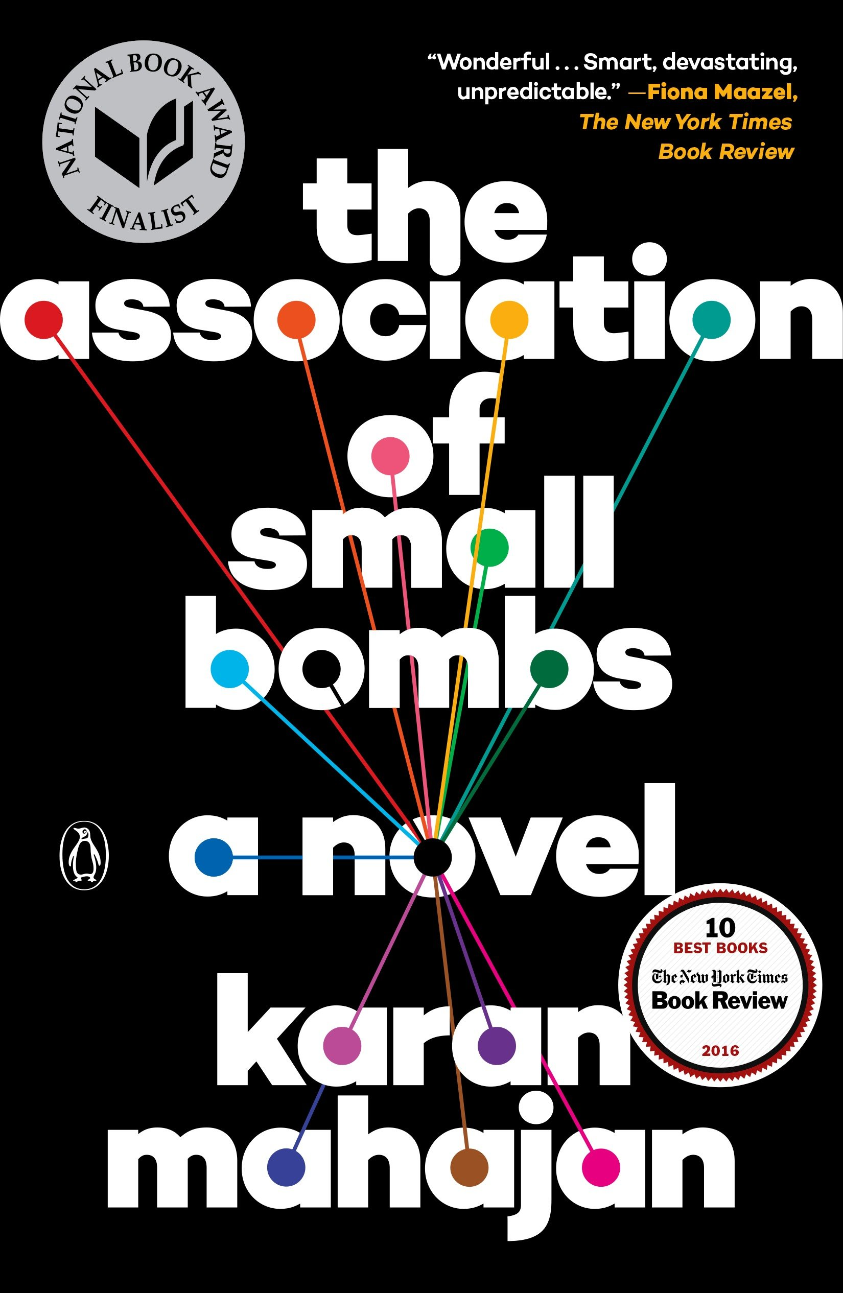 The Association of Small Bombs A Novel