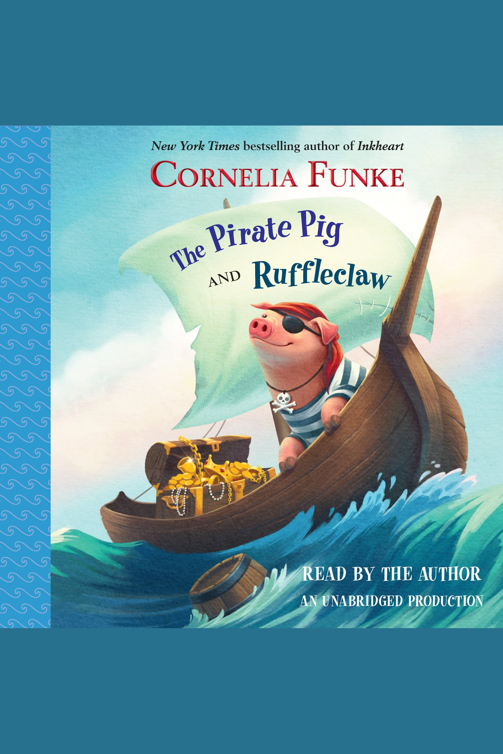 The pirate pig and ruffleclaw cover image