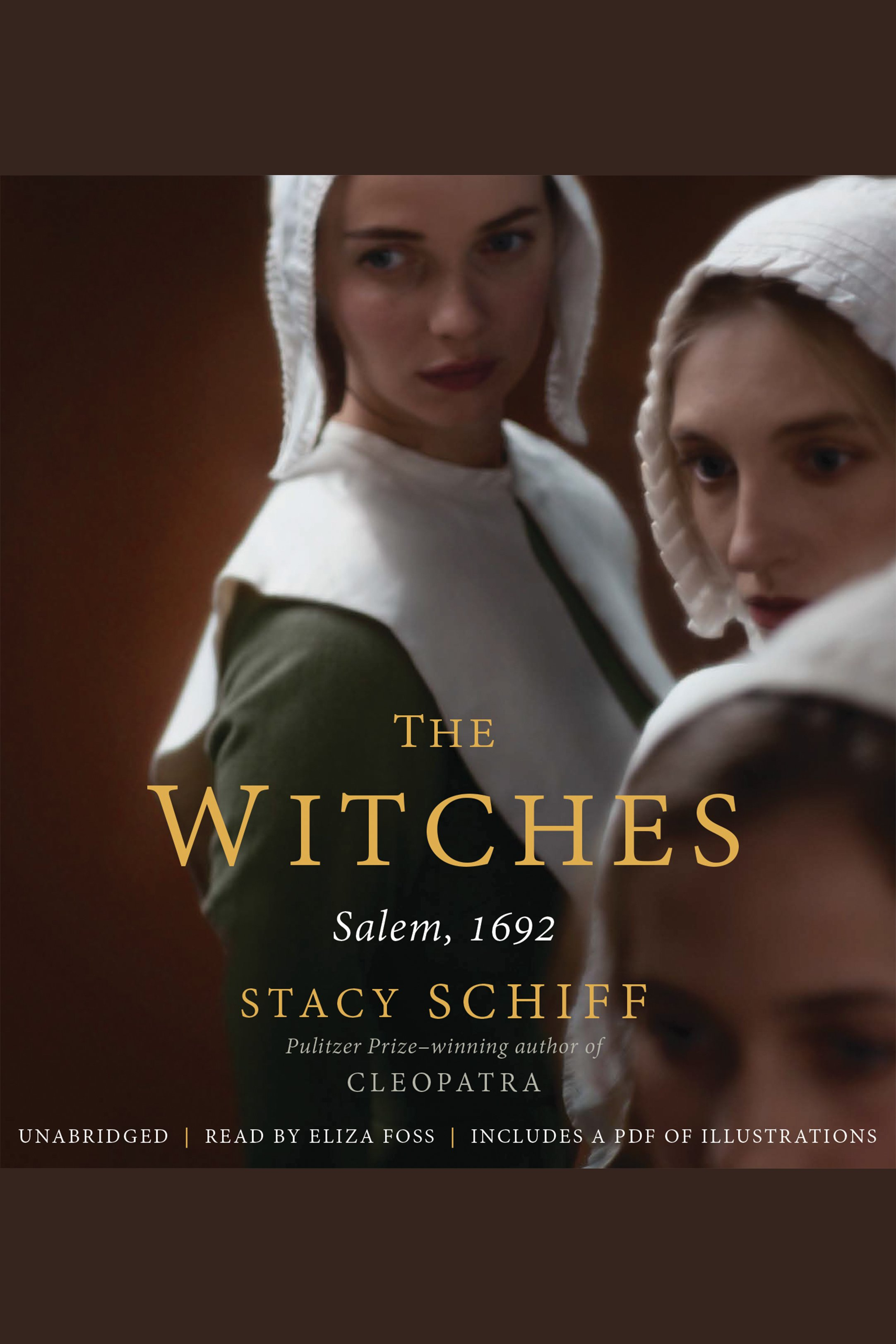 The witches Salem, 1692 cover image